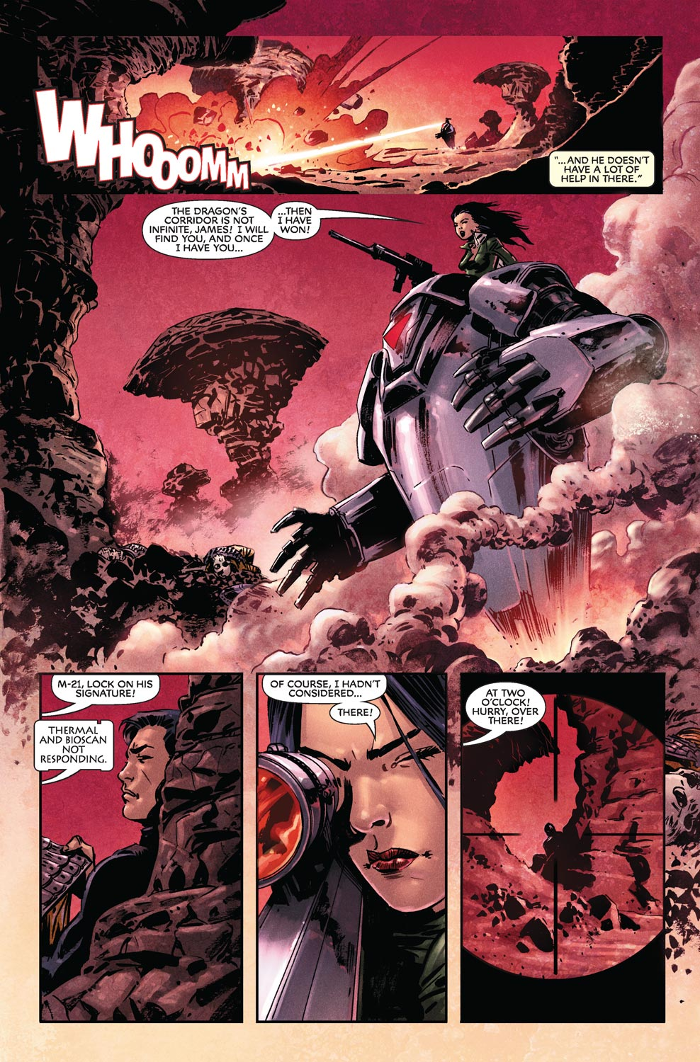Read online Agents Of Atlas (2009) comic -  Issue #11 - 8