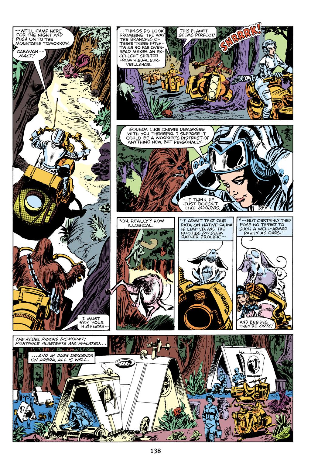 Read online Star Wars Omnibus comic -  Issue # Vol. 16 - 136