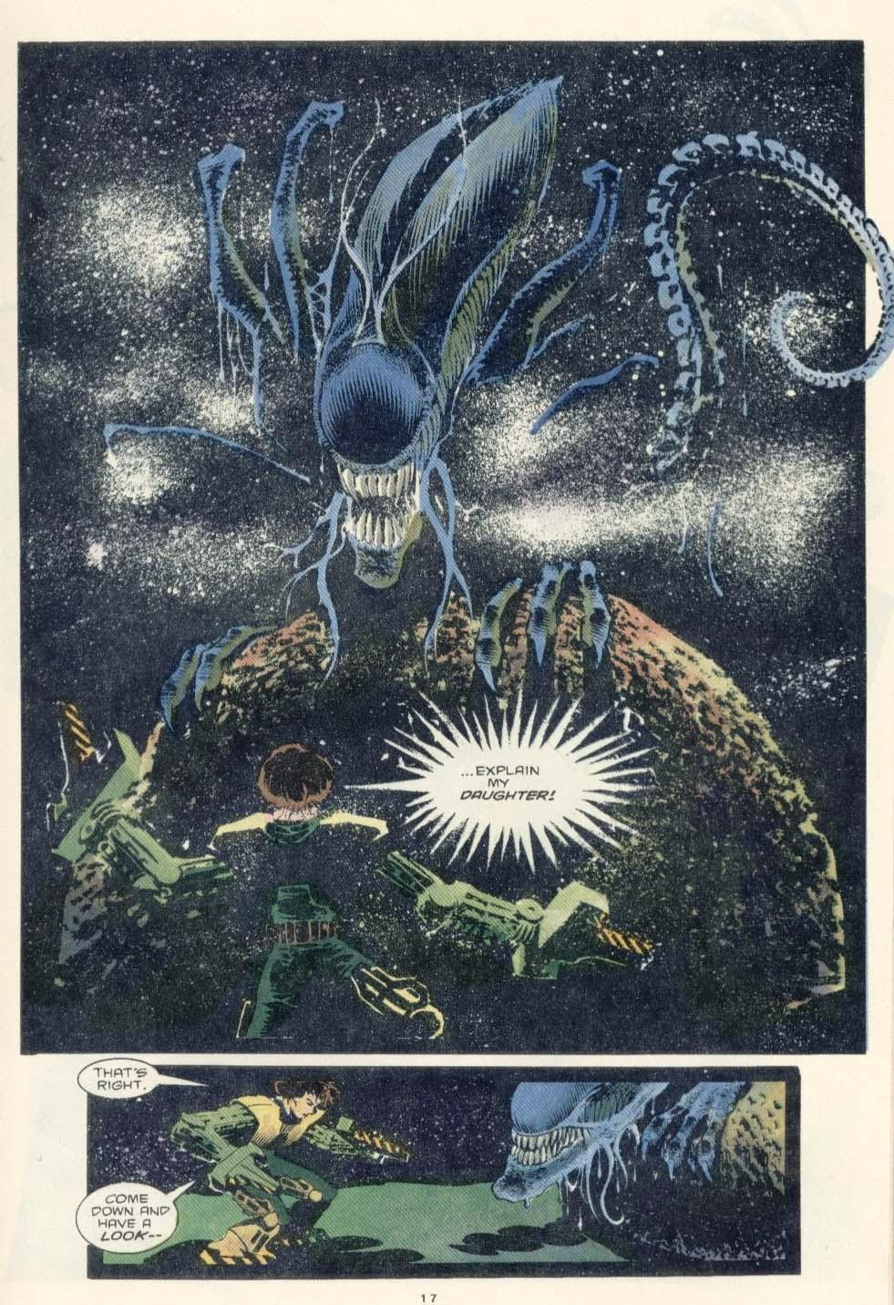 Read online Aliens: Earth War comic -  Issue #3 - 19