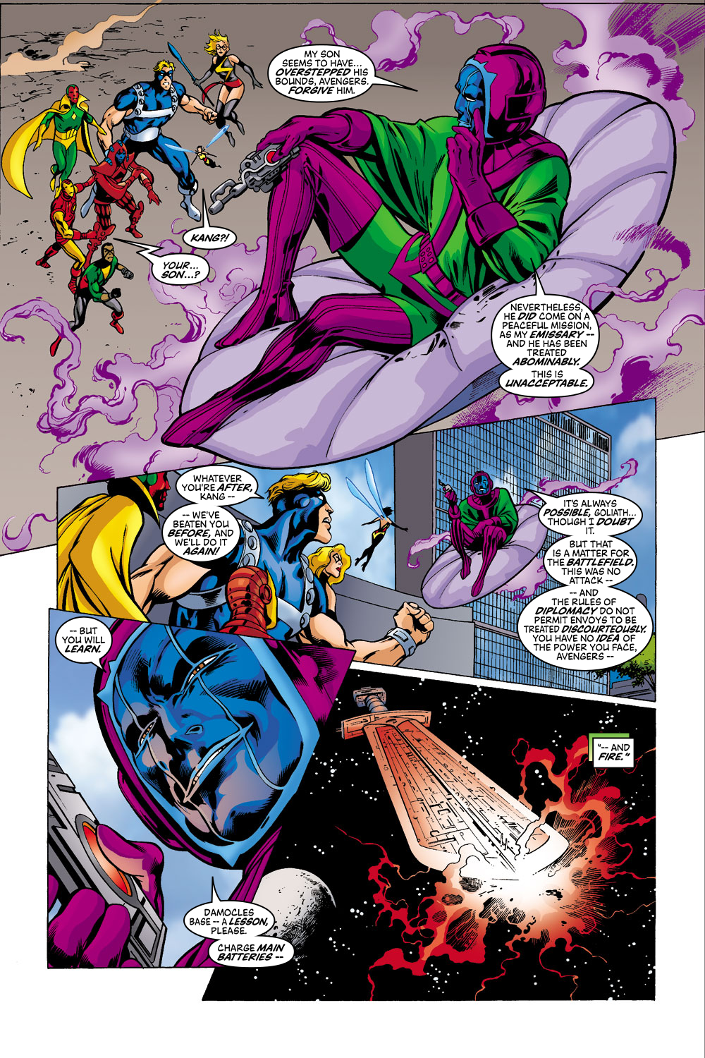 Read online Avengers (1998) comic -  Issue #41 - 19