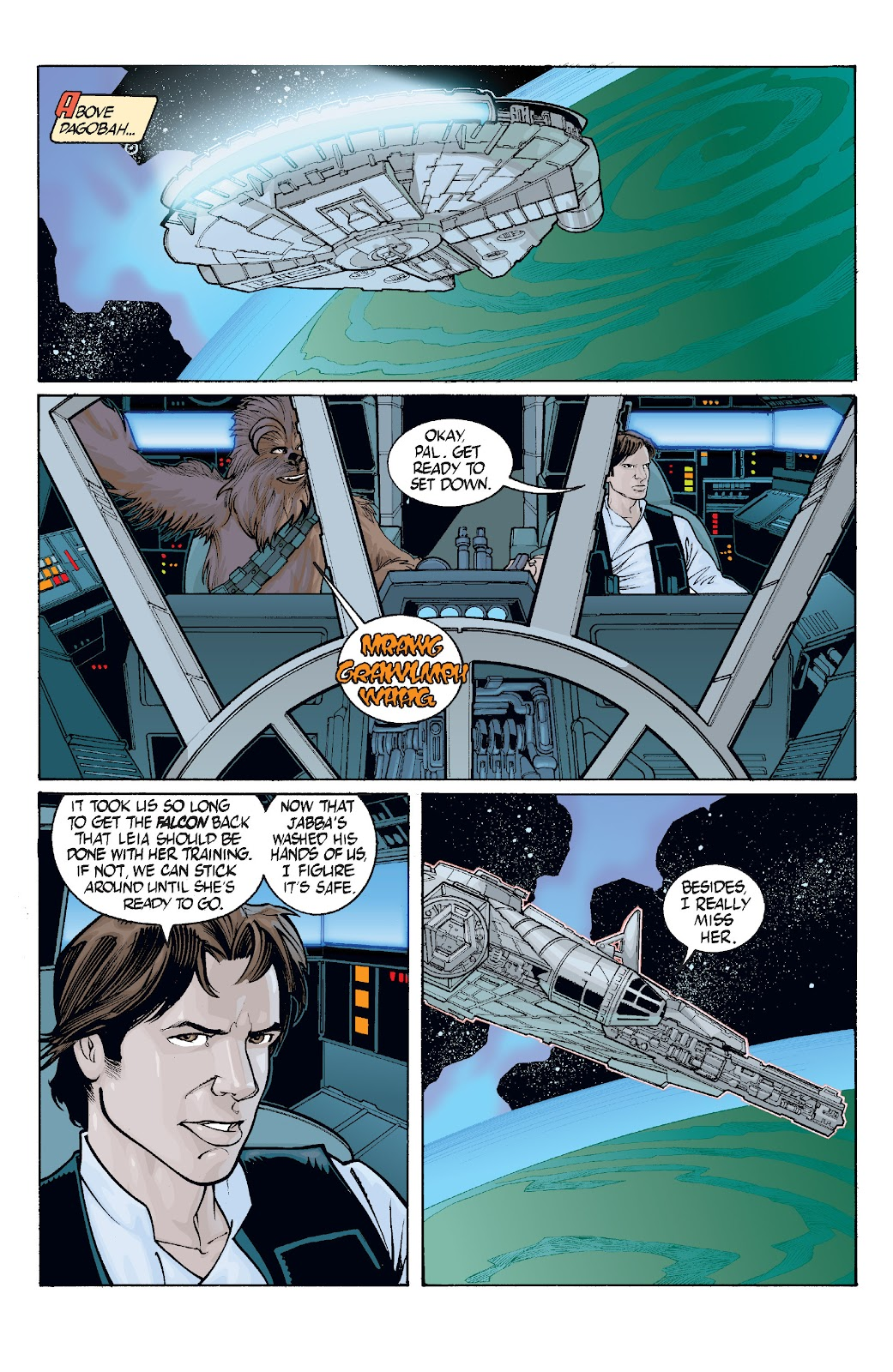 Read online Star Wars Legends: Infinities - Epic Collection comic -  Issue # TPB (Part 2) - 86