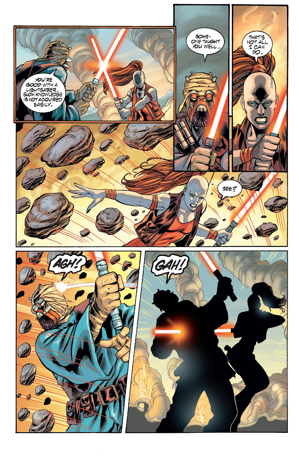 Read online Star Wars Legends Epic Collection: The Menace Revealed comic -  Issue # TPB (Part 3) - 27