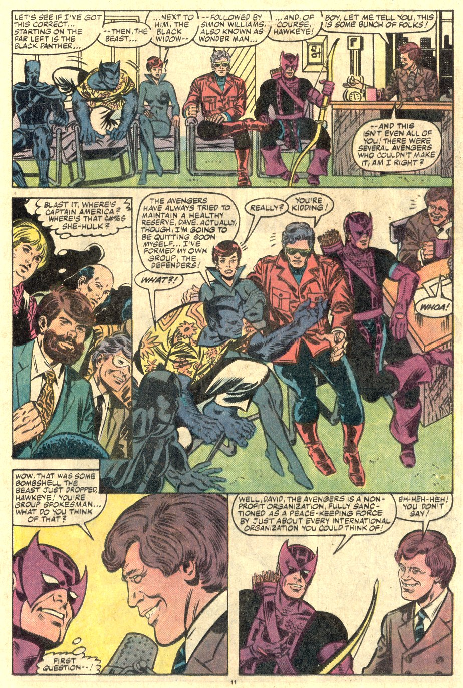 The Avengers (1963) 239 Page 11