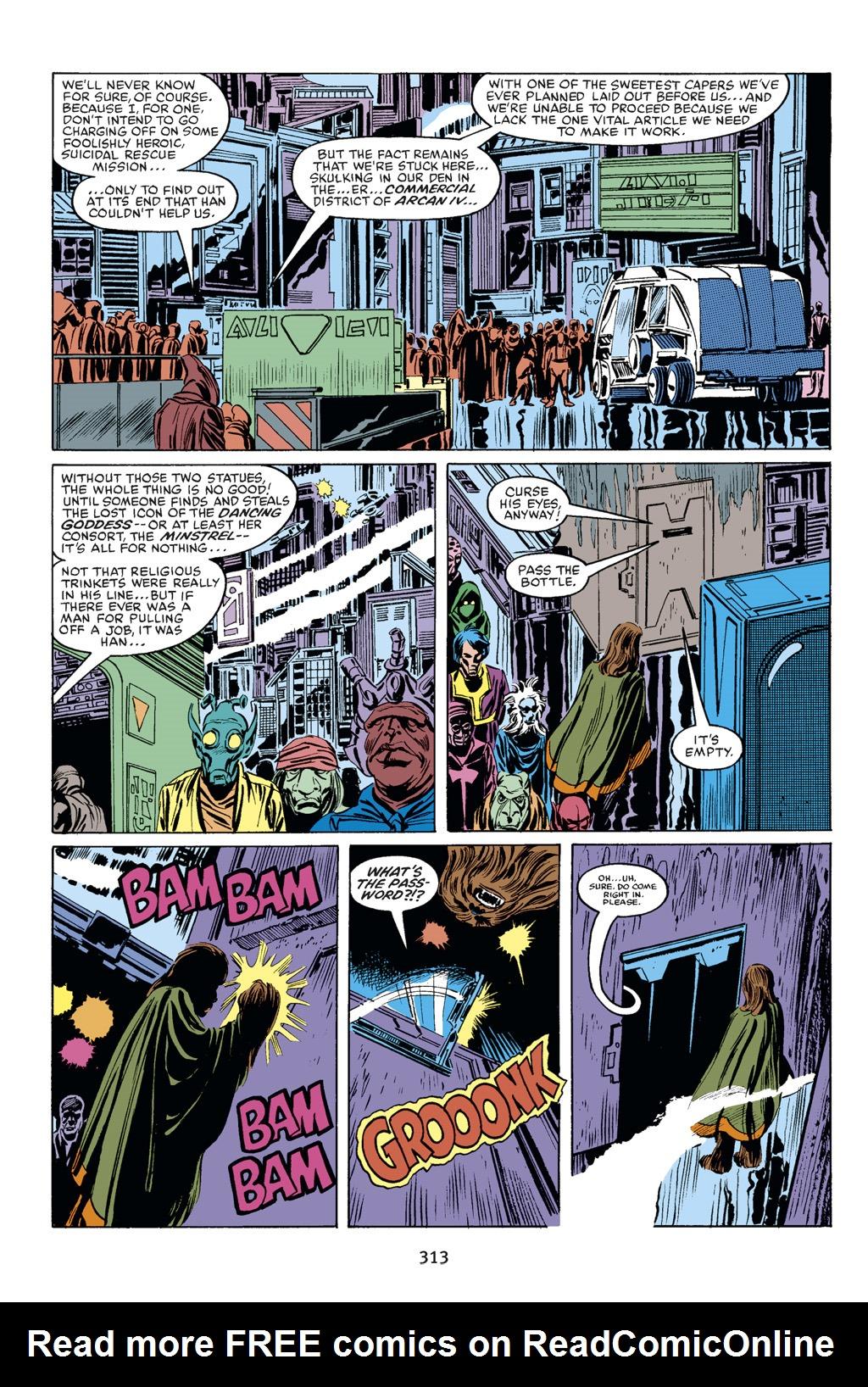 Read online Star Wars Omnibus comic -  Issue # Vol. 18.5 - 33