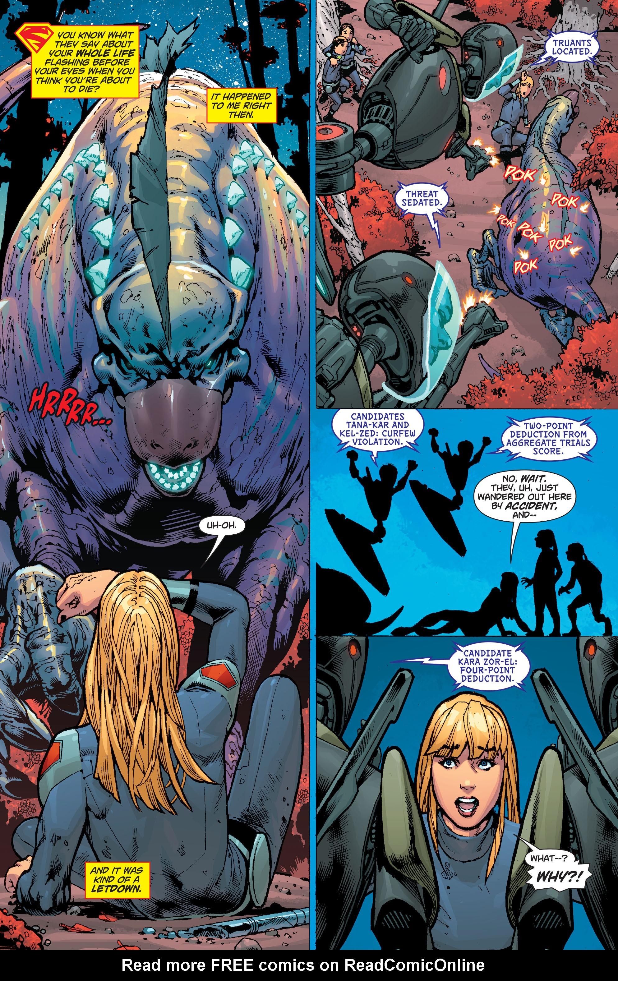 Read online Secret Origins (2014) comic -  Issue #1 - 28