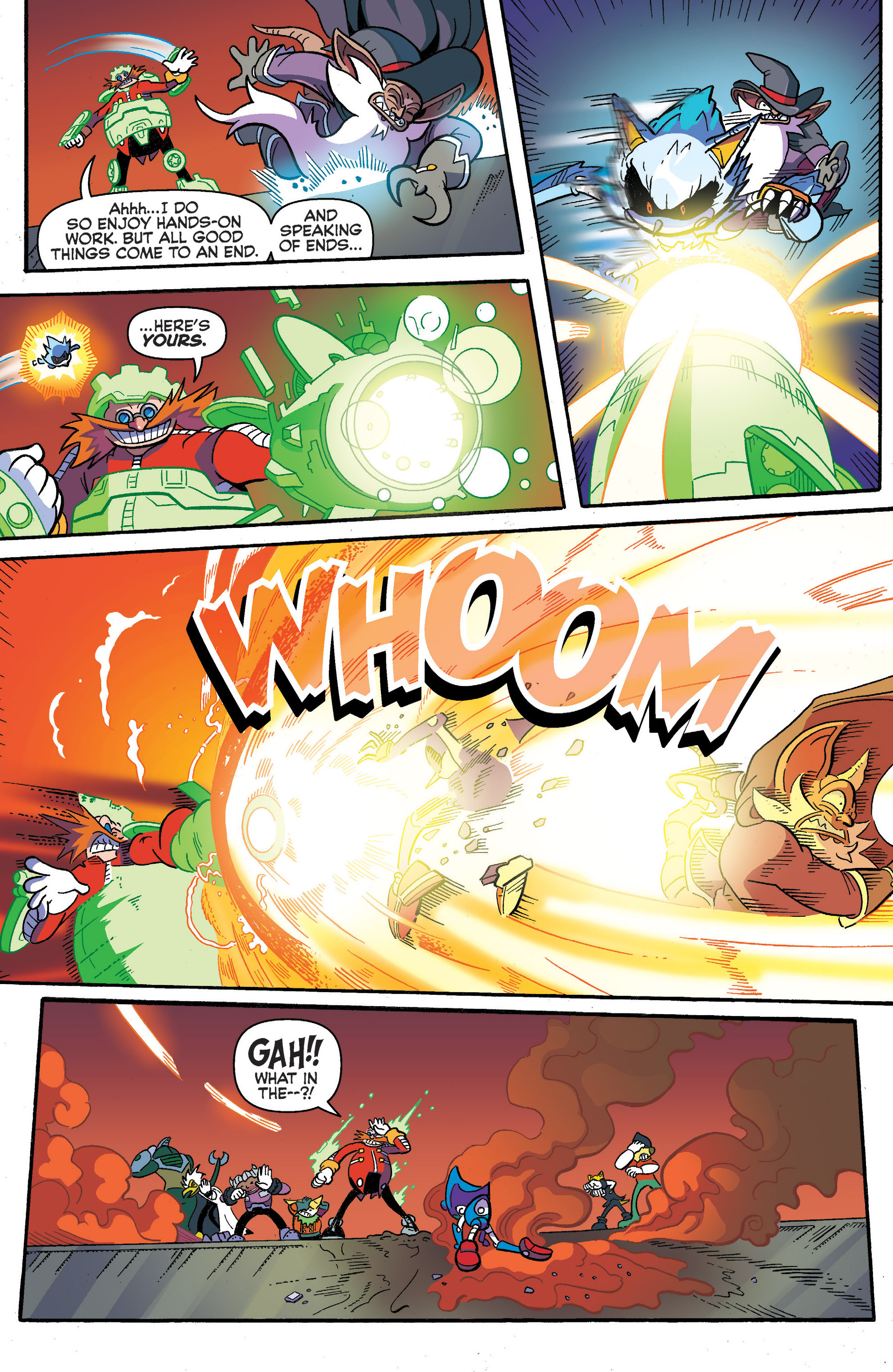 Read online Sonic Universe comic -  Issue #86 - 11