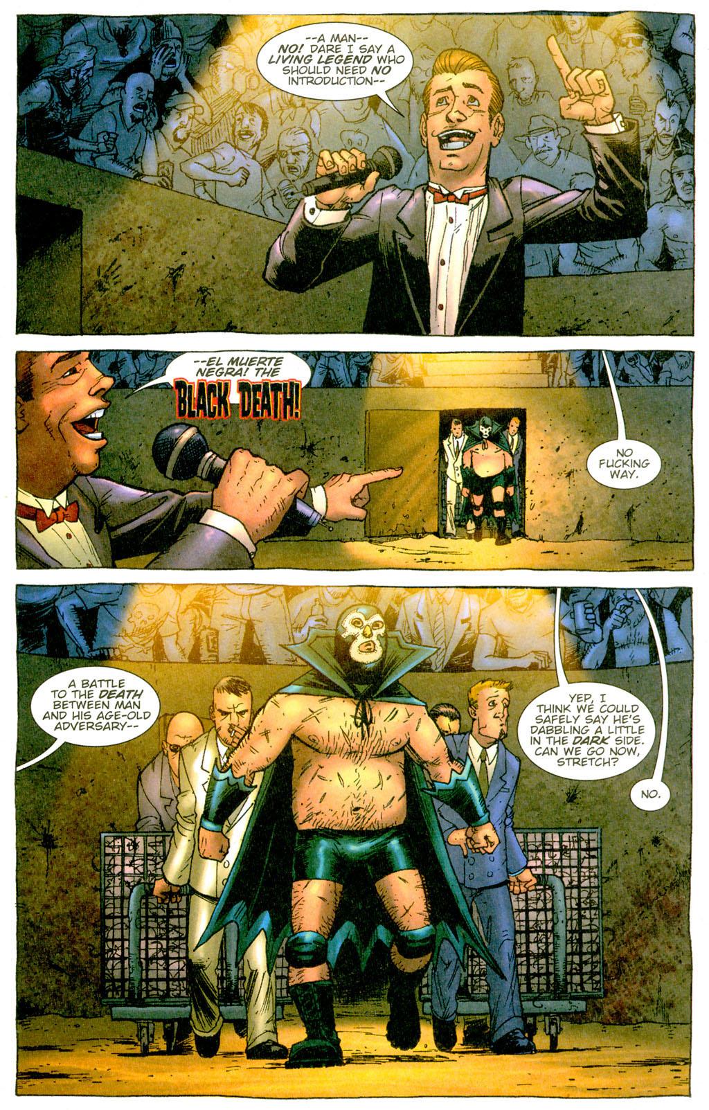 Read online The Exterminators comic -  Issue #7 - 18