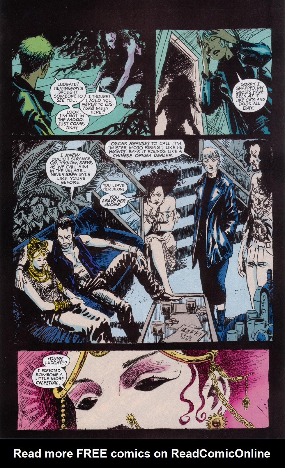 Read online Druid comic -  Issue #2 - 17
