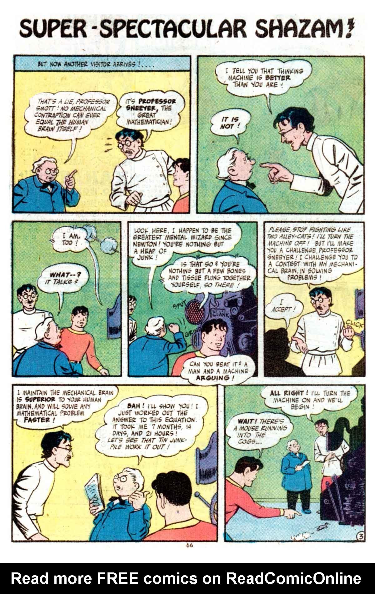 Read online Shazam! (1973) comic -  Issue #15 - 66