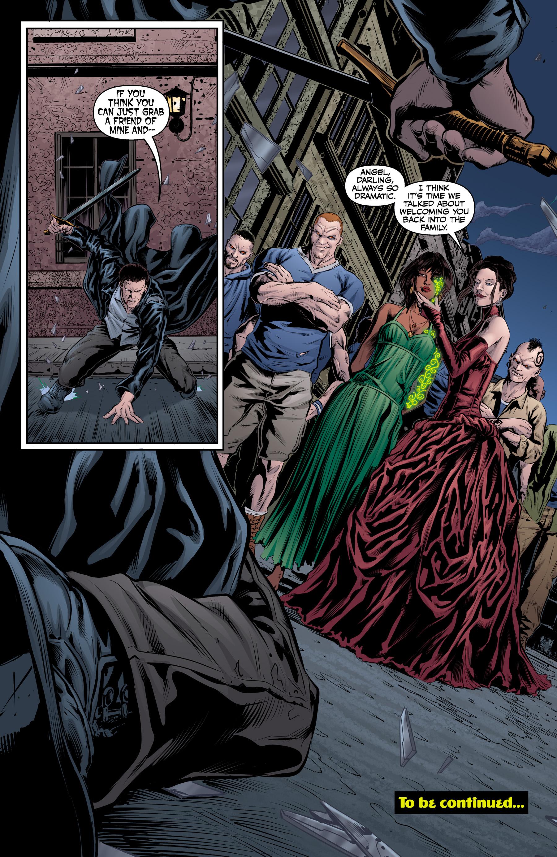 Read online Angel & Faith Season 10 comic -  Issue #19 - 24