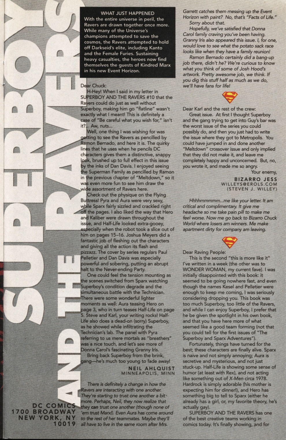 Superboy & The Ravers issue 15 - Page 24