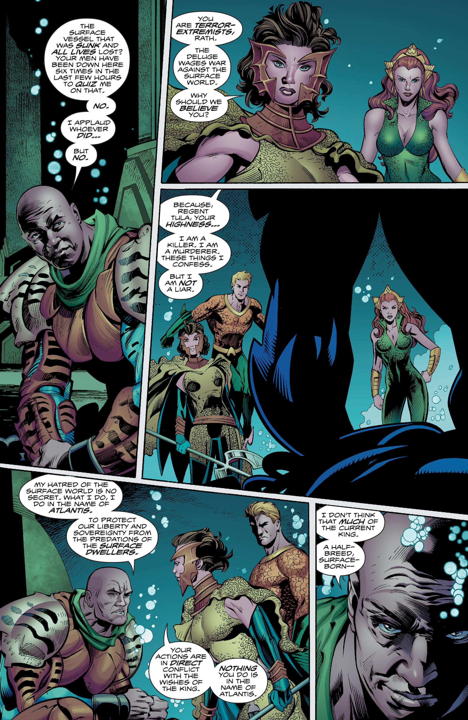 Read online Aquaman (2016) comic -  Issue #7 - 14