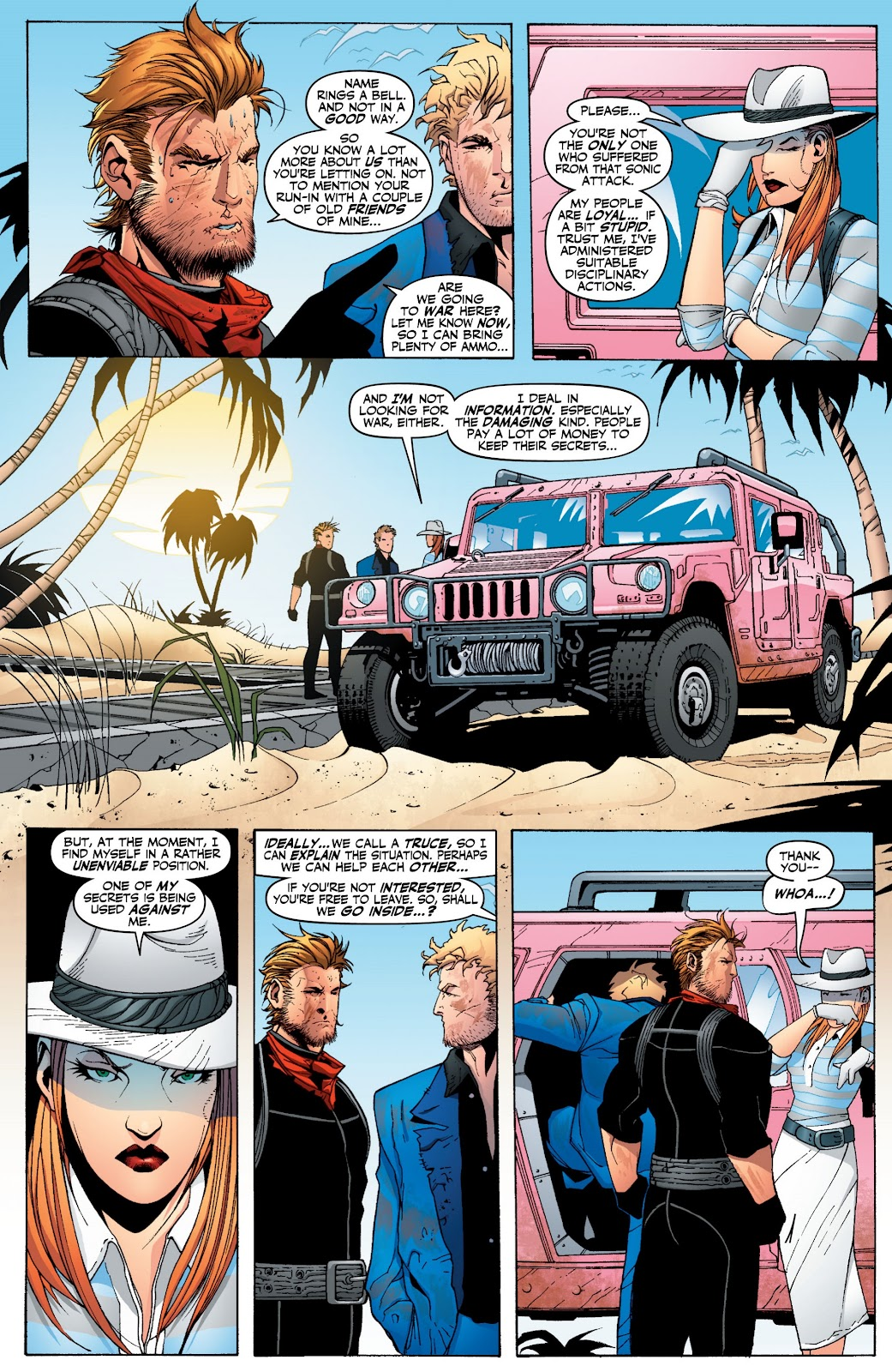 Wildcats Version 3.0 Issue #3 #3 - English 14