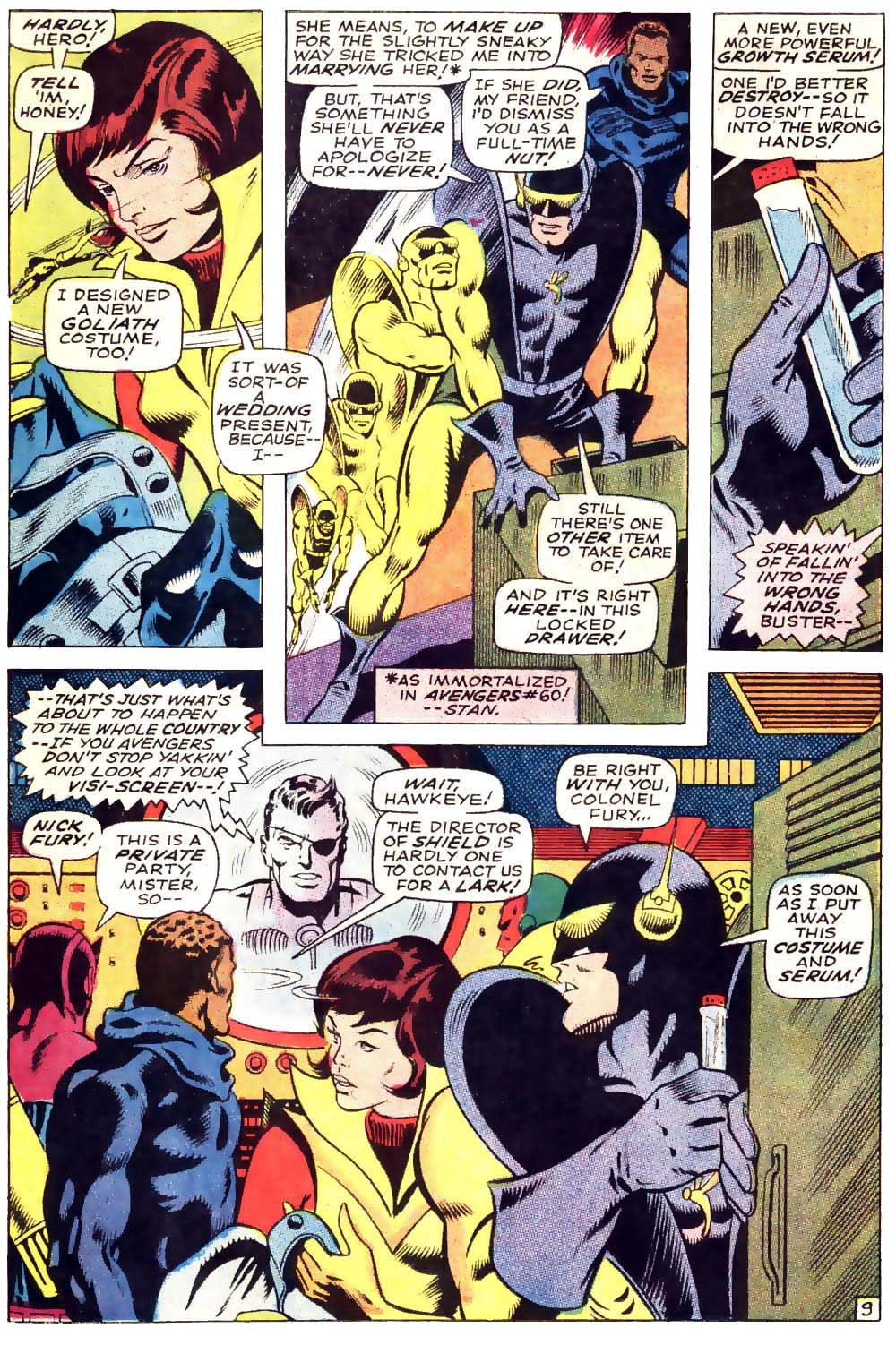 The Avengers (1963) 63 Page 9