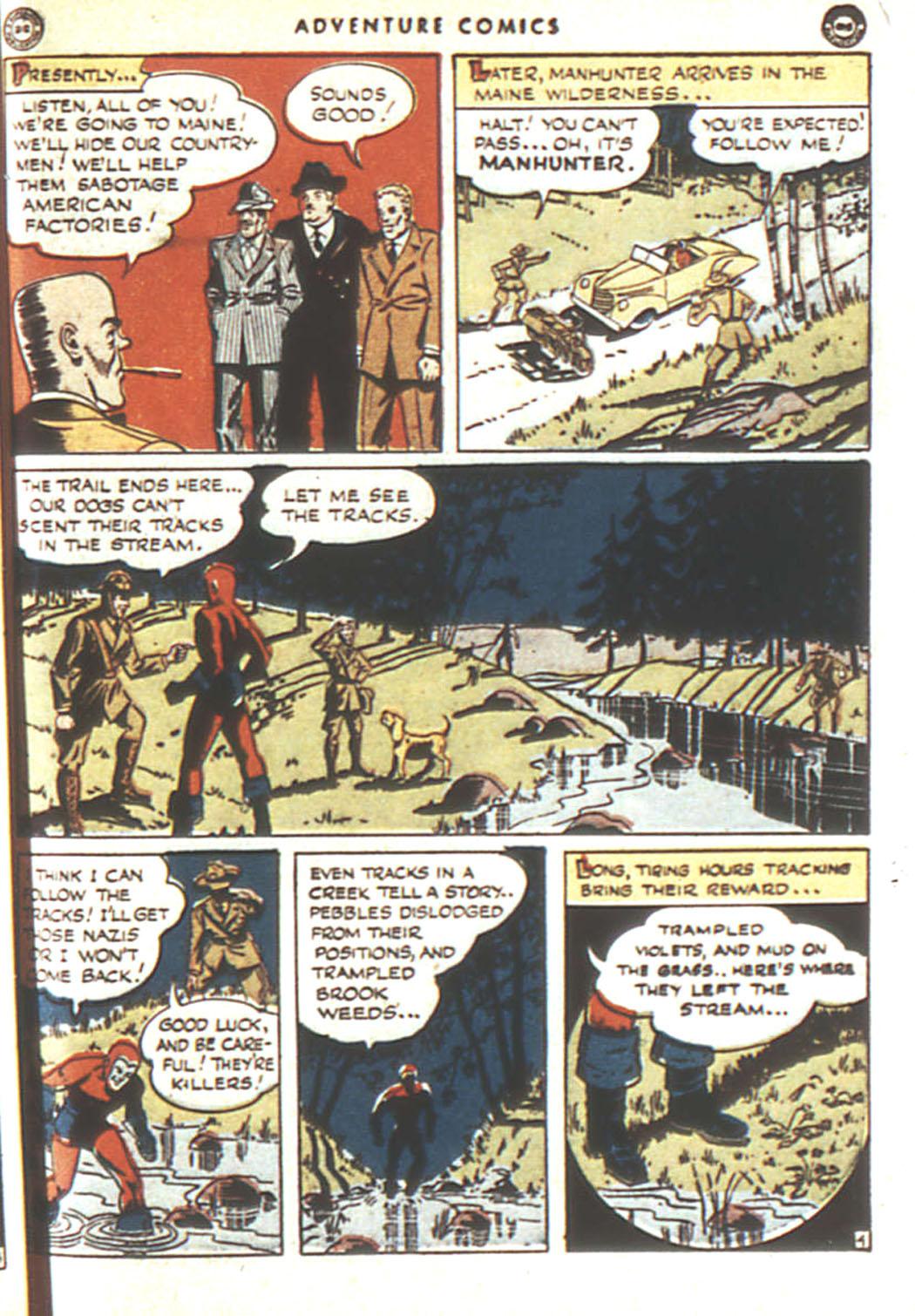 Read online Adventure Comics (1938) comic -  Issue #92 - 46