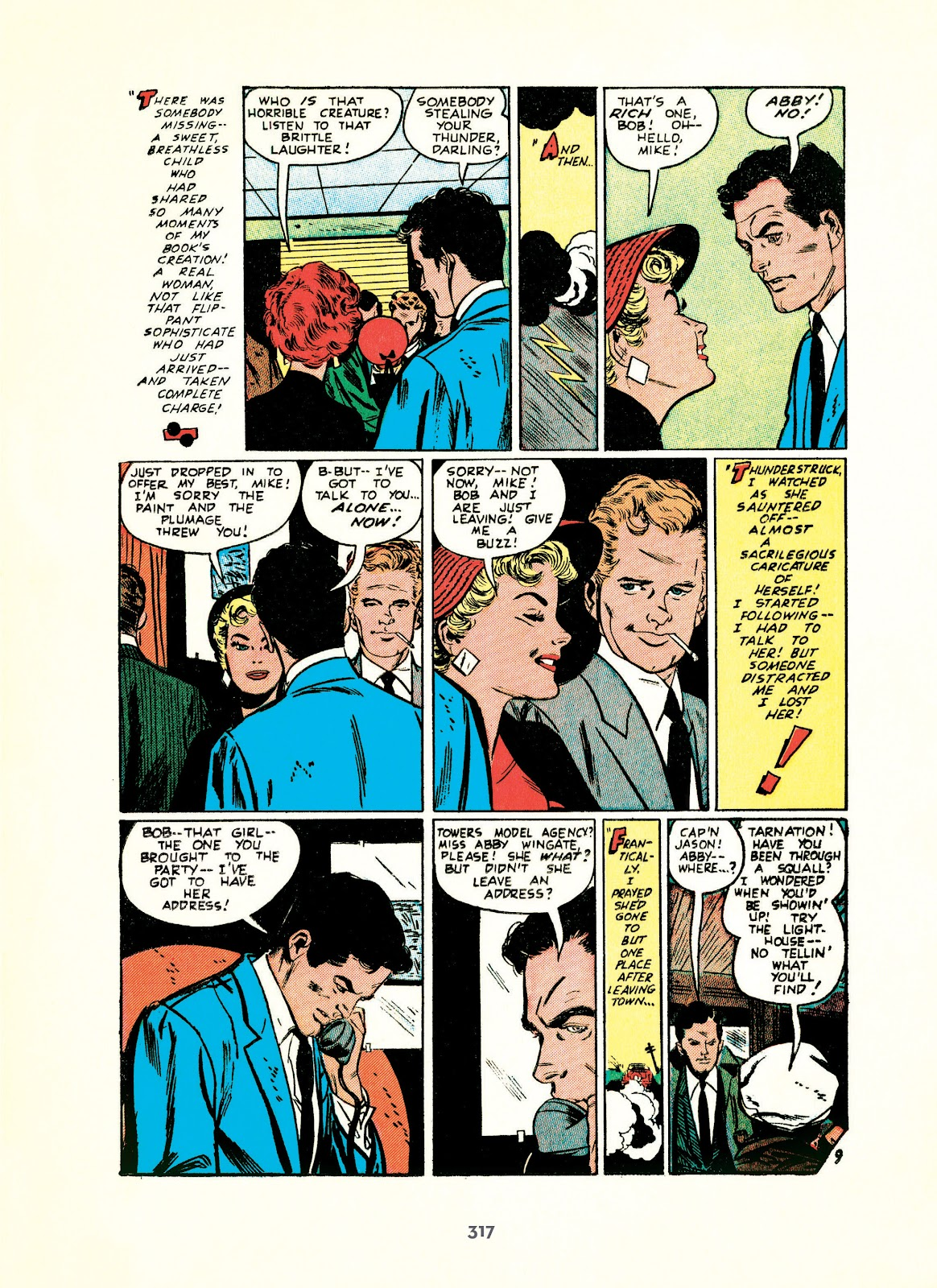 Read online Setting the Standard: Comics by Alex Toth 1952-1954 comic -  Issue # TPB (Part 4) - 18