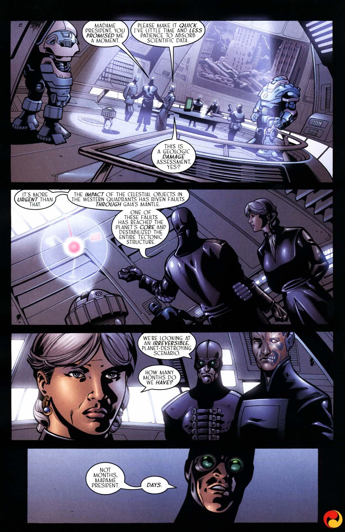 Read online Sigil (2000) comic -  Issue #24 - 28
