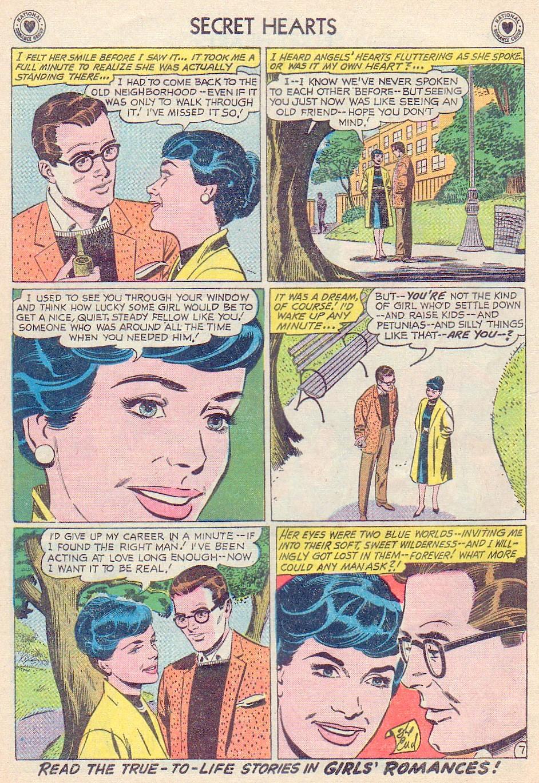 Read online Secret Hearts comic -  Issue #72 - 24