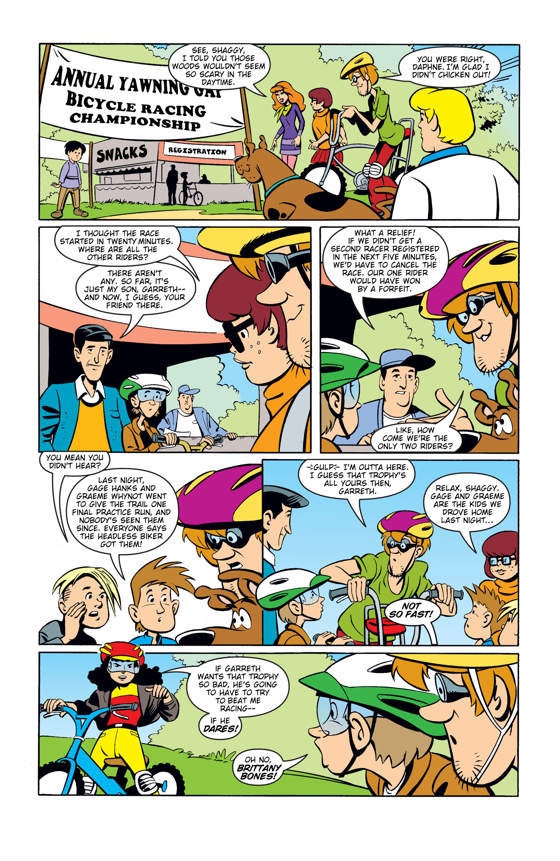 Read online Scooby-Doo (1997) comic -  Issue #39 - 6
