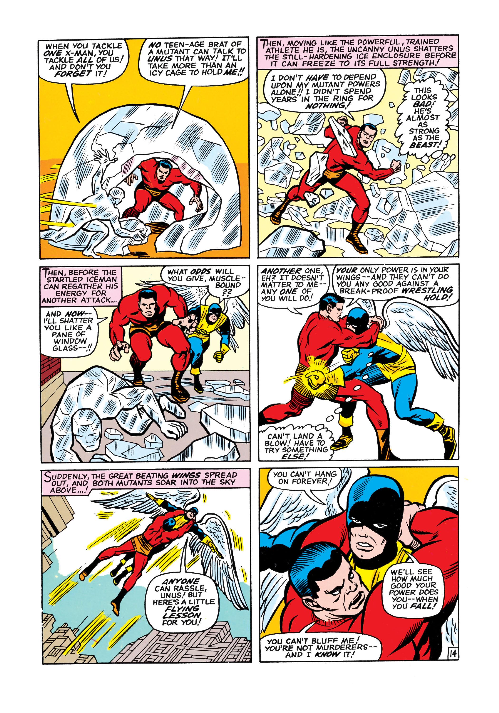Uncanny X-Men (1963) 8 Page 14