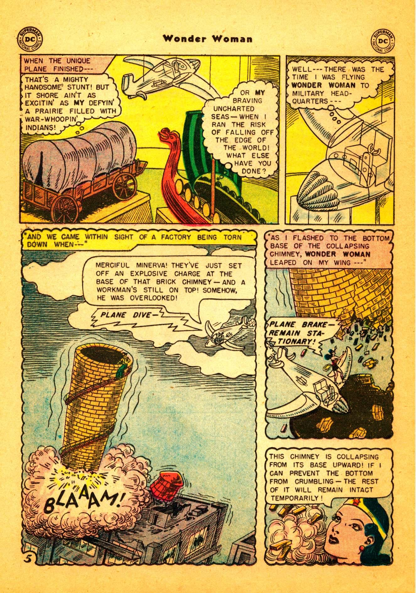 Read online Wonder Woman (1942) comic -  Issue #86 - 19
