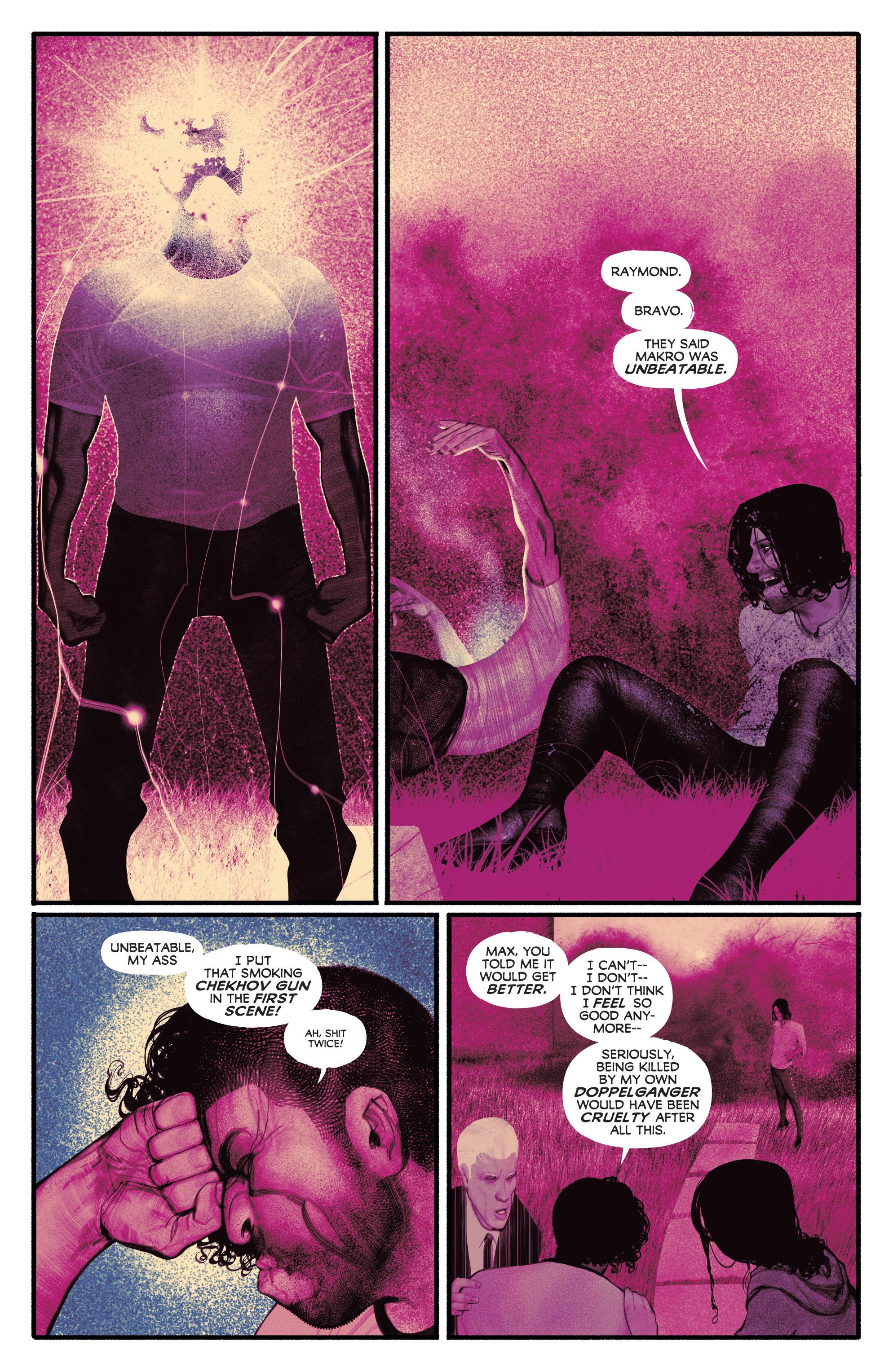 Read online Annihilator comic -  Issue #6 - 10
