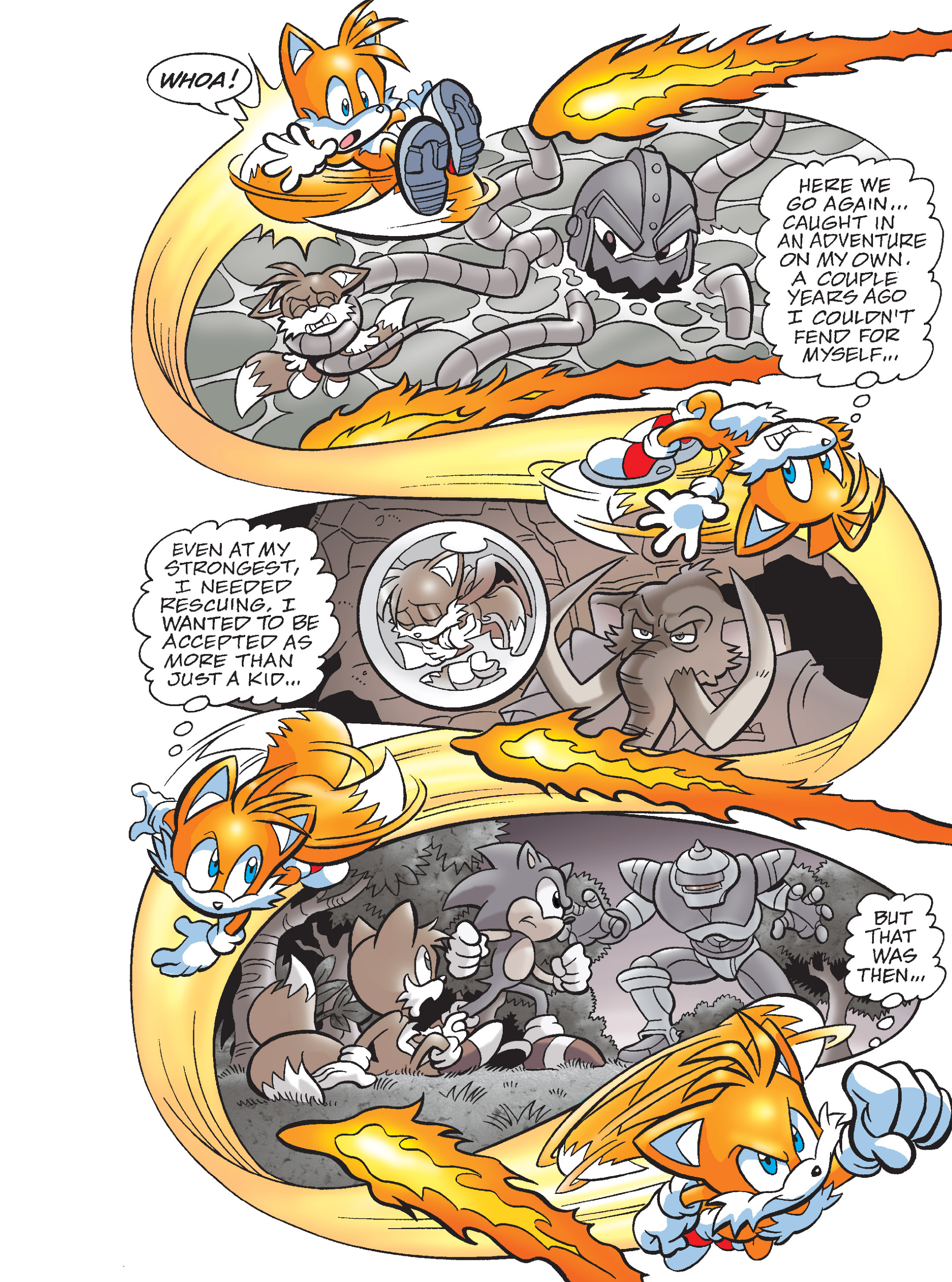 Read online Sonic Super Digest comic -  Issue #8 - 44