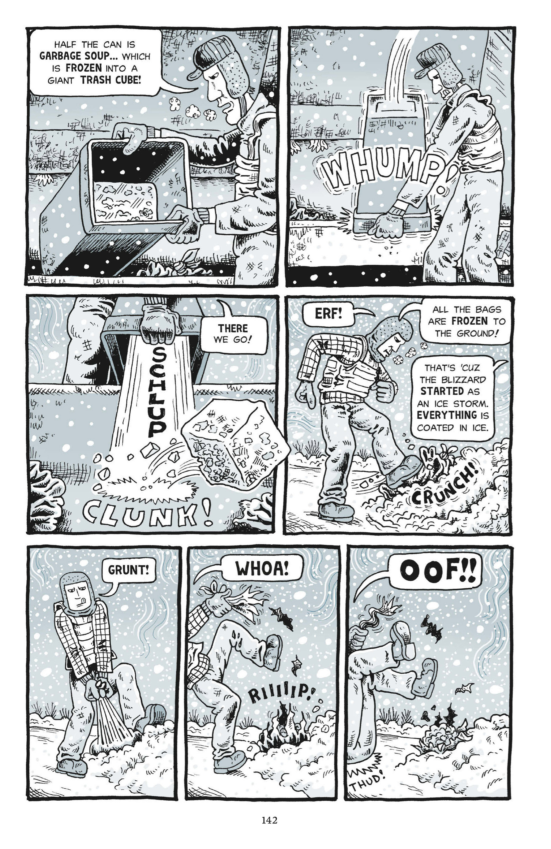 Read online Trashed comic -  Issue # Full - 136
