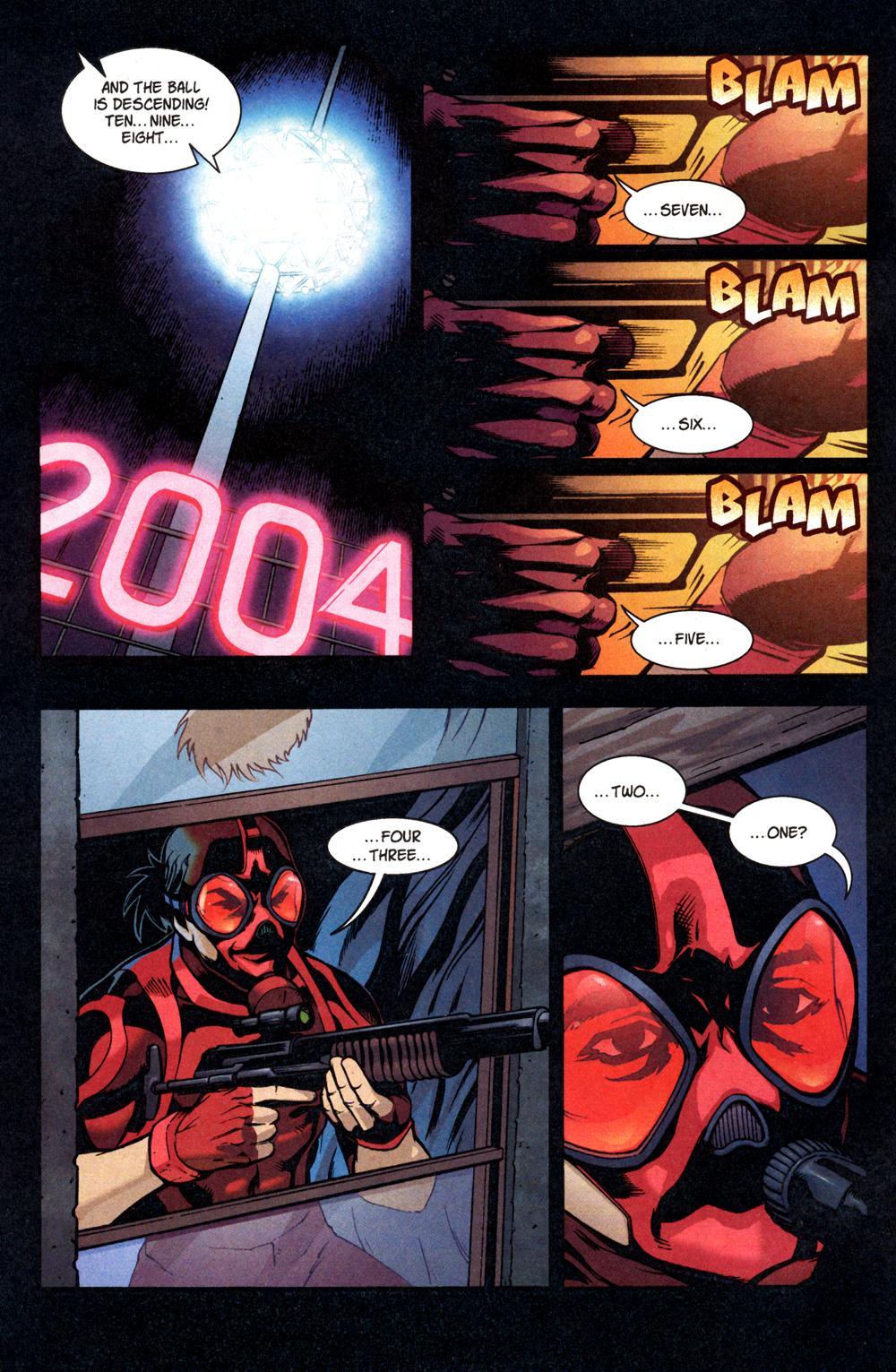 Read online SpyBoy: Final Exam comic -  Issue #1 - 4