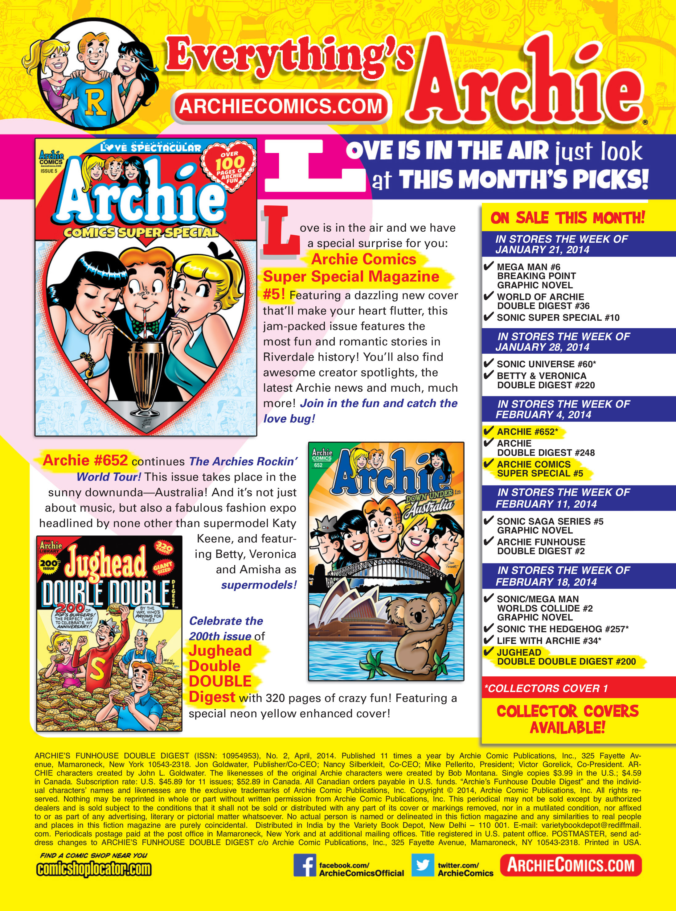 Read online Archie's Funhouse Double Digest comic -  Issue #2 - 154