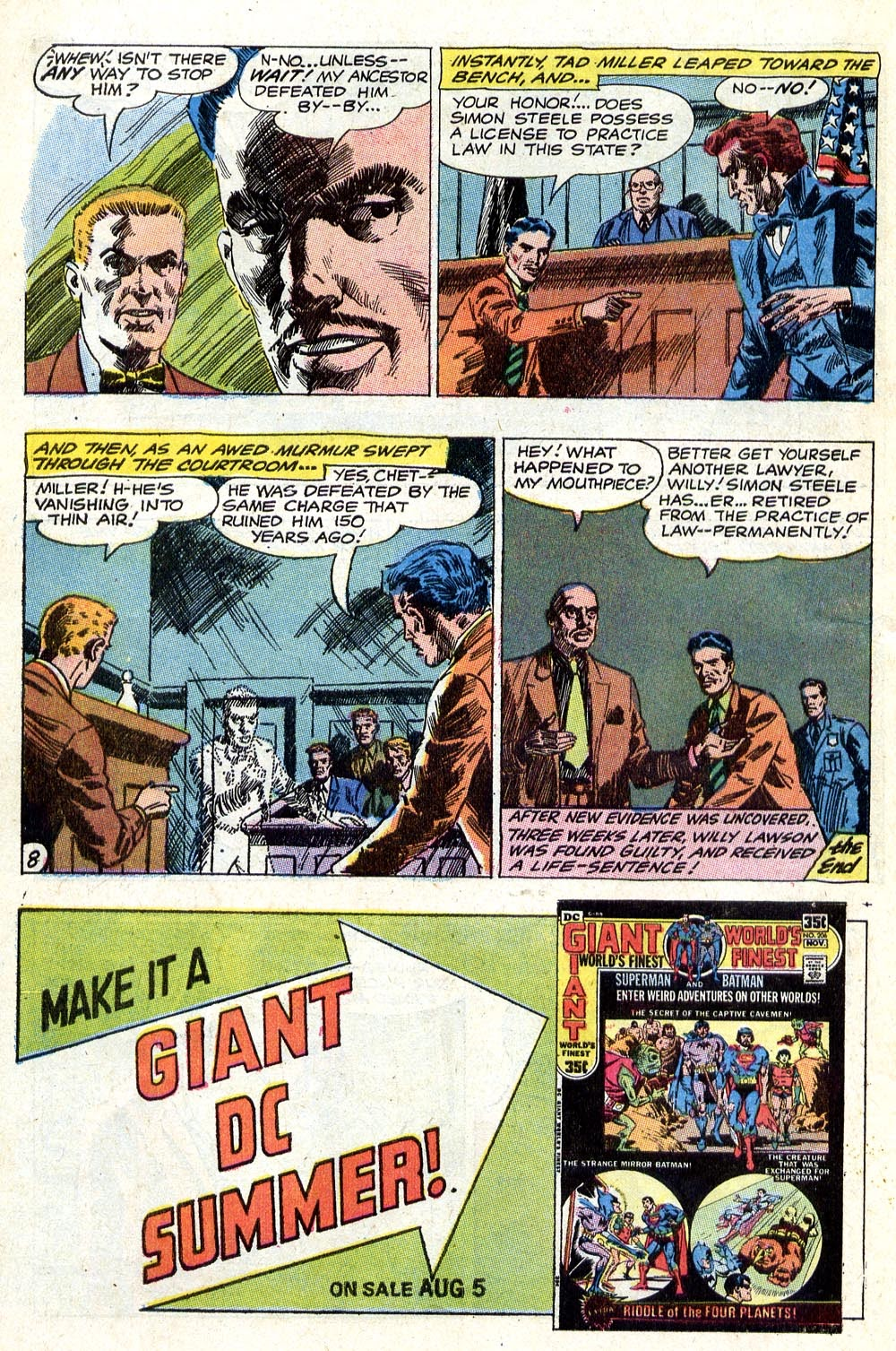 The Witching Hour (1969) issue 17 - Page 27