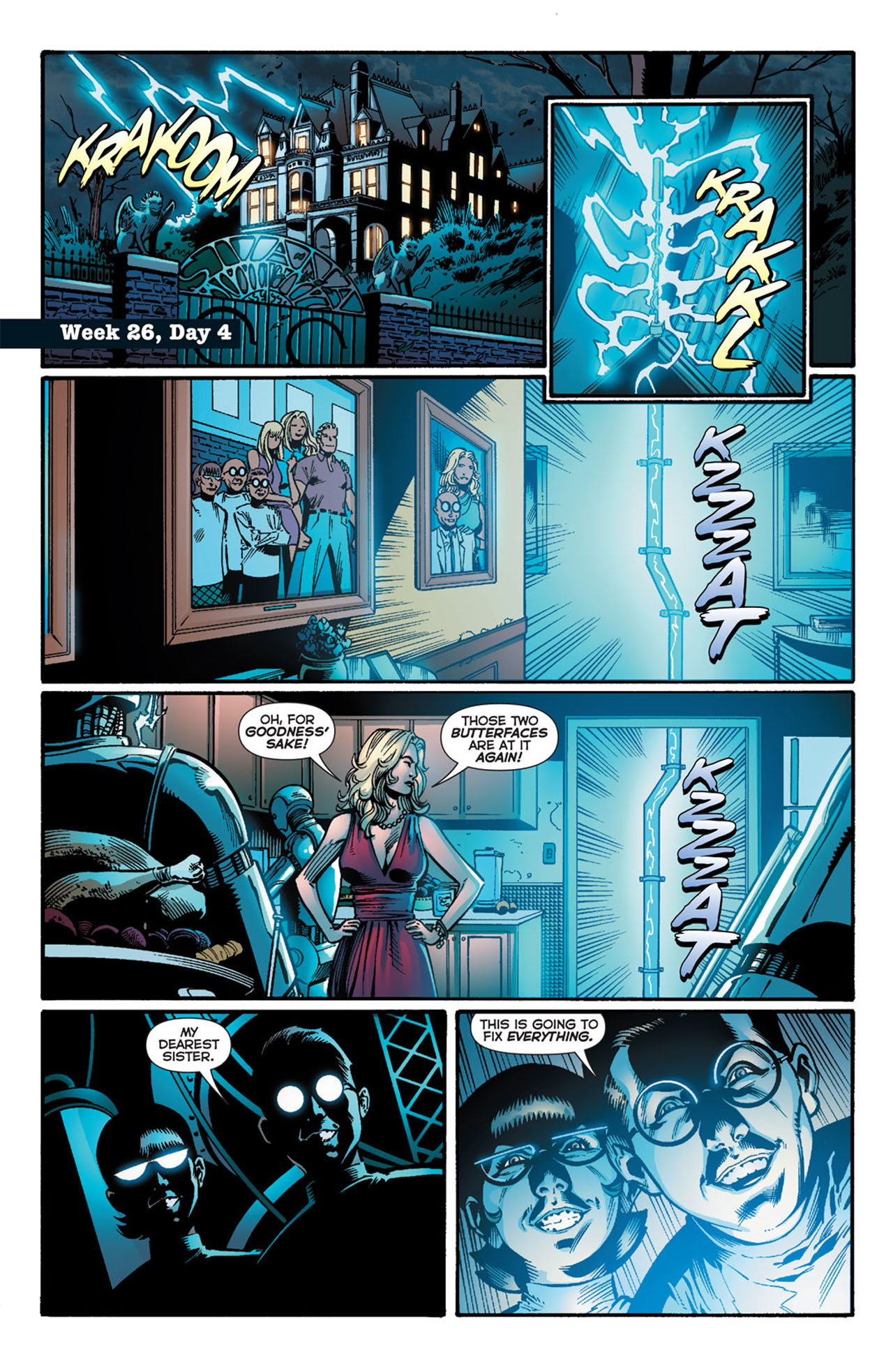 Read online 52 comic -  Issue #26 - 10