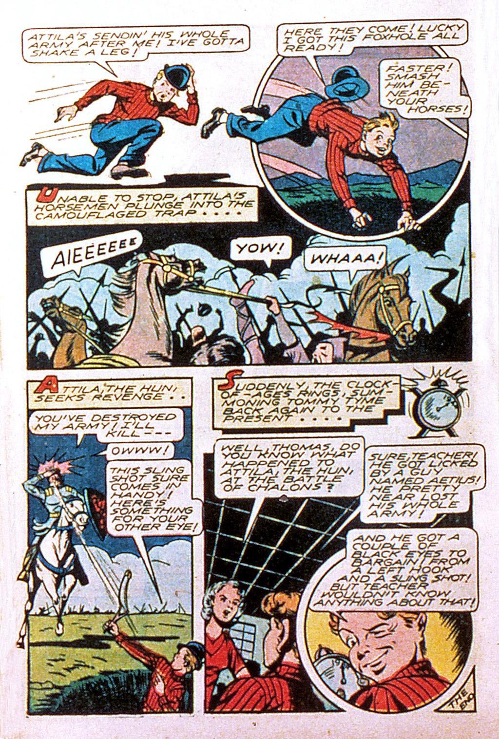 Read online Mystic Comics (1944) comic -  Issue #2 - 42
