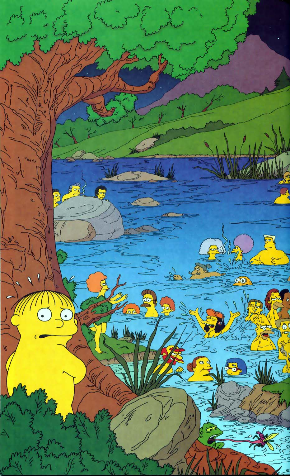 Read online Simpsons Comics comic -  Issue #50 - 25