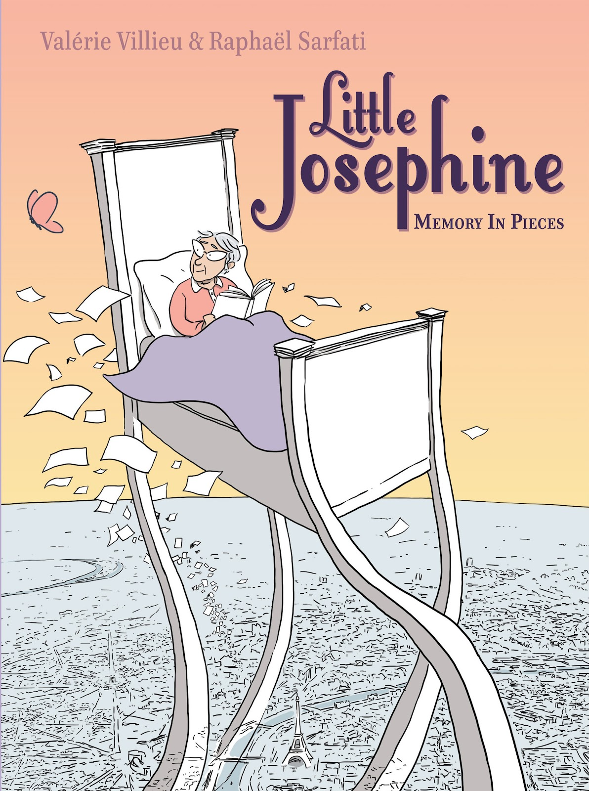 Little Josephine: Memory in Pieces issue TPB - Page 1