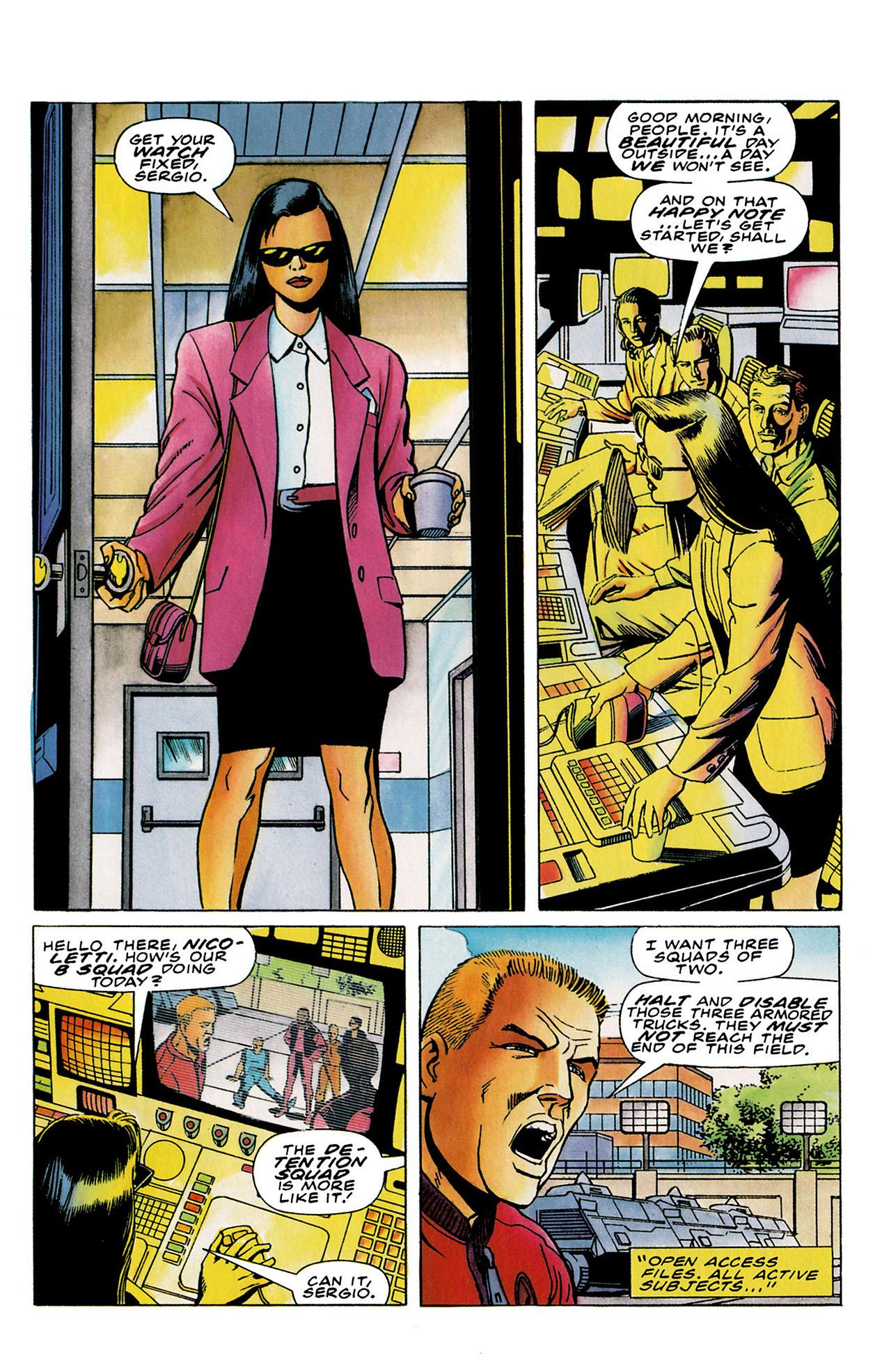 Read online Harbinger (1992) comic -  Issue #26 - 14