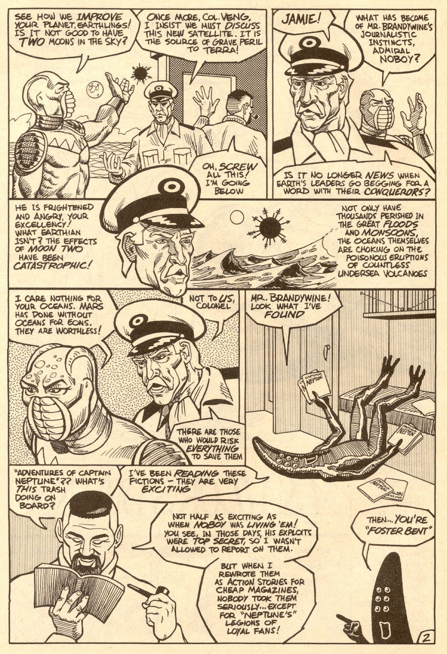 Commies from Mars: The Red Planet issue 6 - Page 21