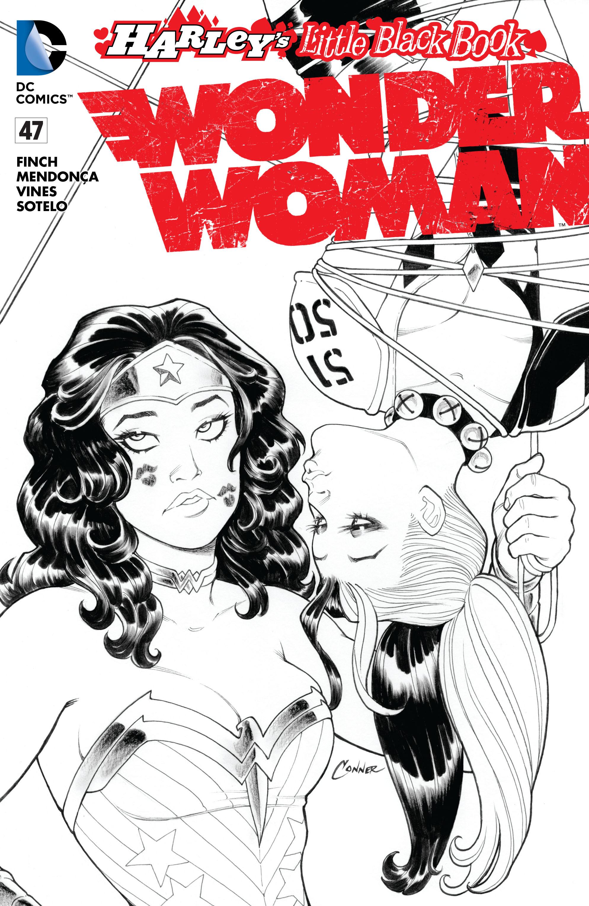 Read online Wonder Woman (2011) comic -  Issue #47 - 4