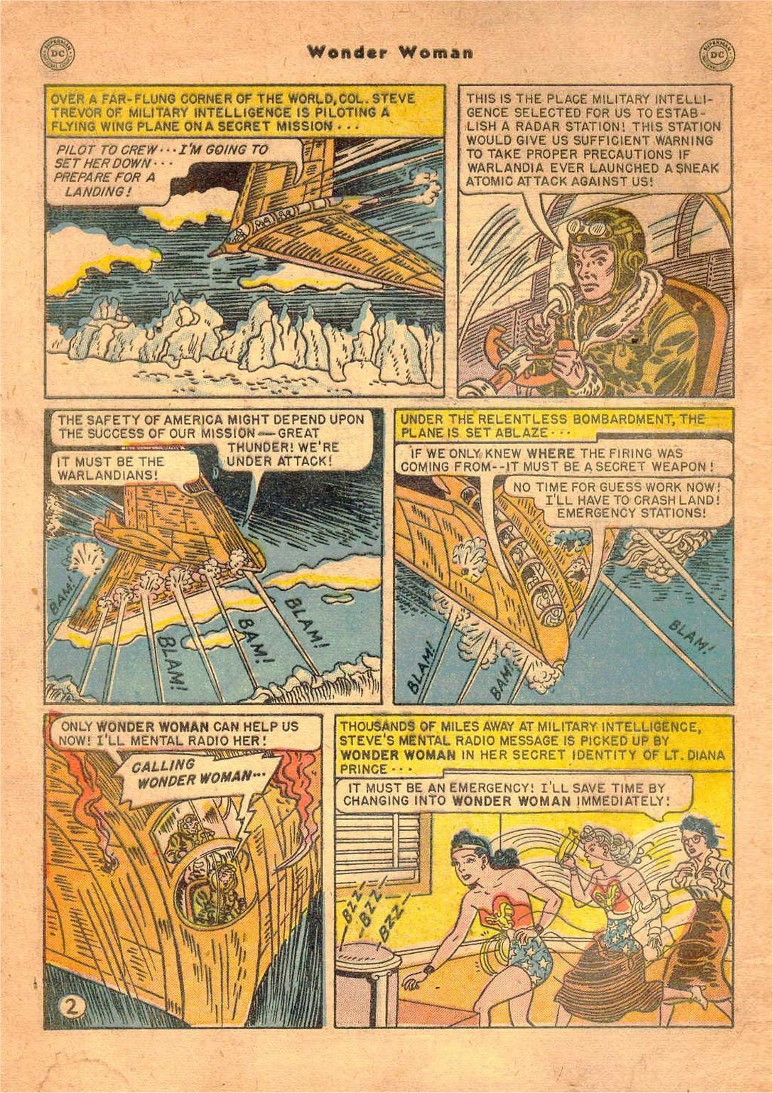 Read online Wonder Woman (1942) comic -  Issue #47 - 3