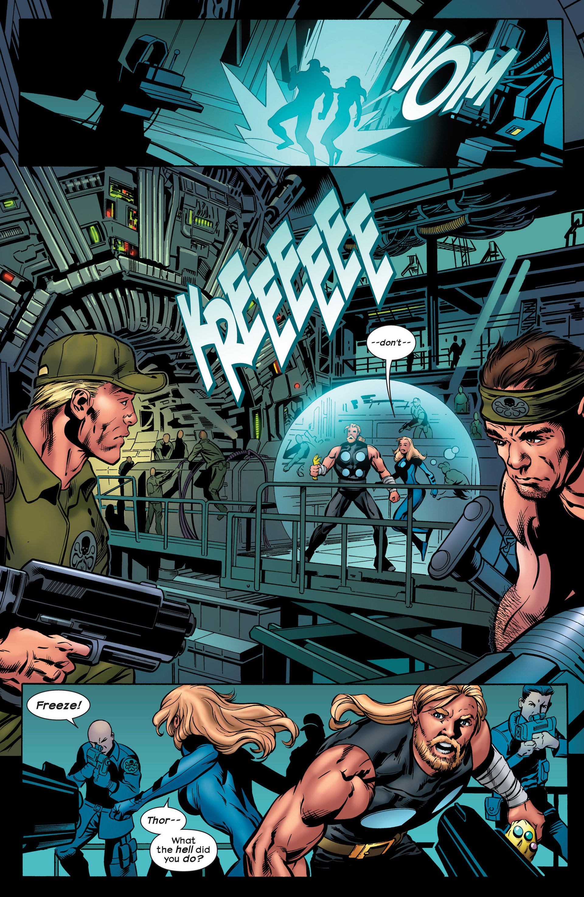 Read online Ultimate Comics Ultimates comic -  Issue #20 - 10