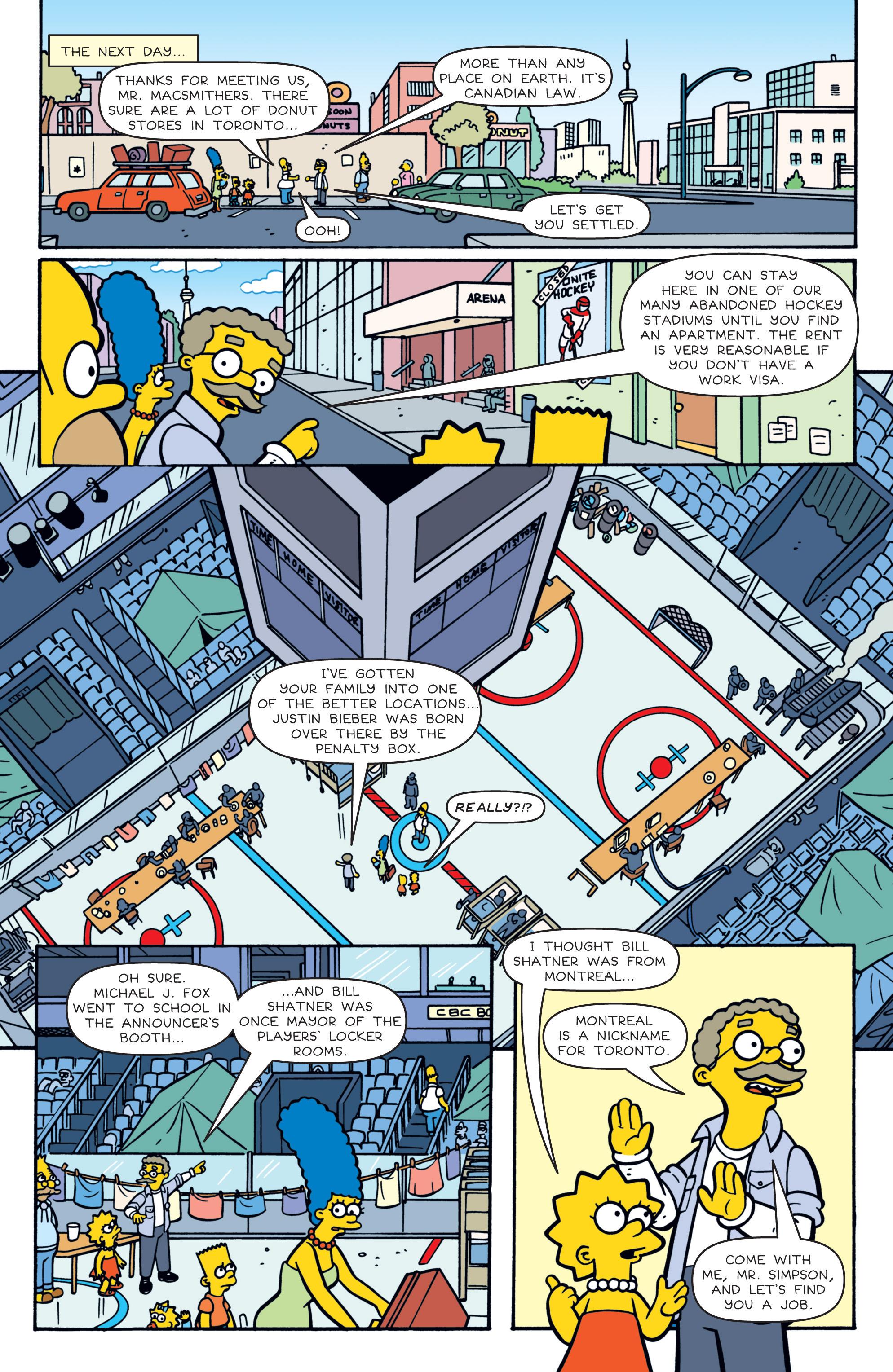 Read online Simpsons Comics comic -  Issue #180 - 11