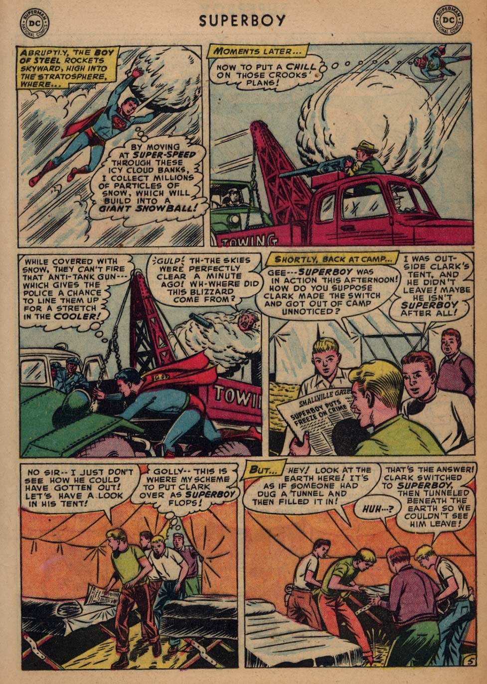 Superboy (1949) issue 25 - Page 17