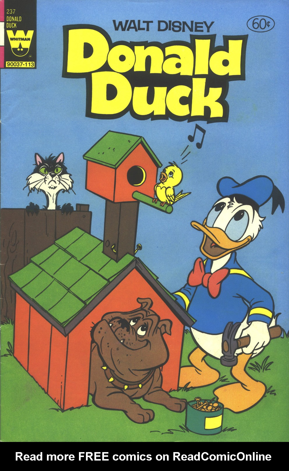 Donald Duck (1980) 237 Page 1