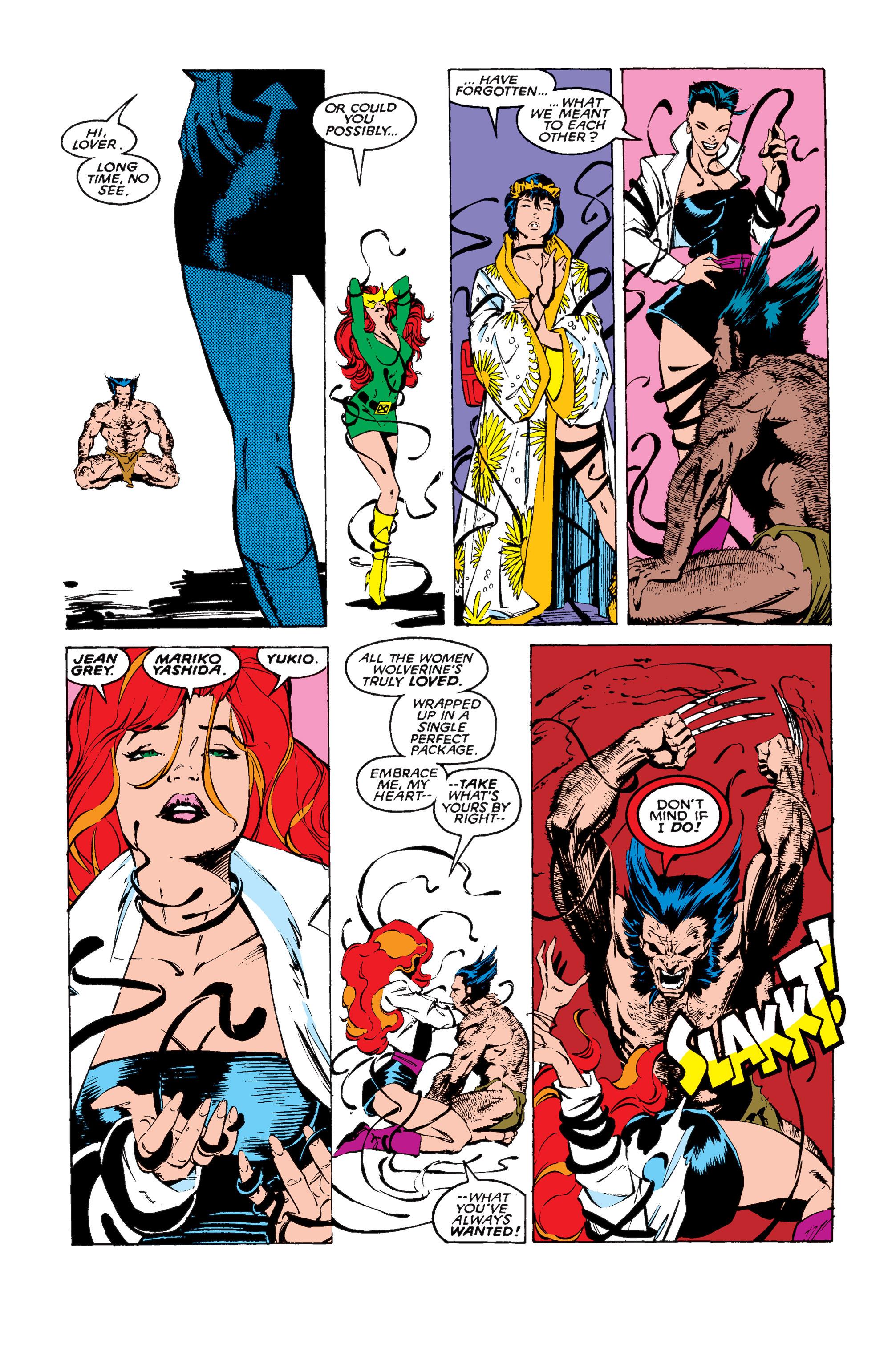 Read online Uncanny X-Men (1963) comic -  Issue #258 - 14