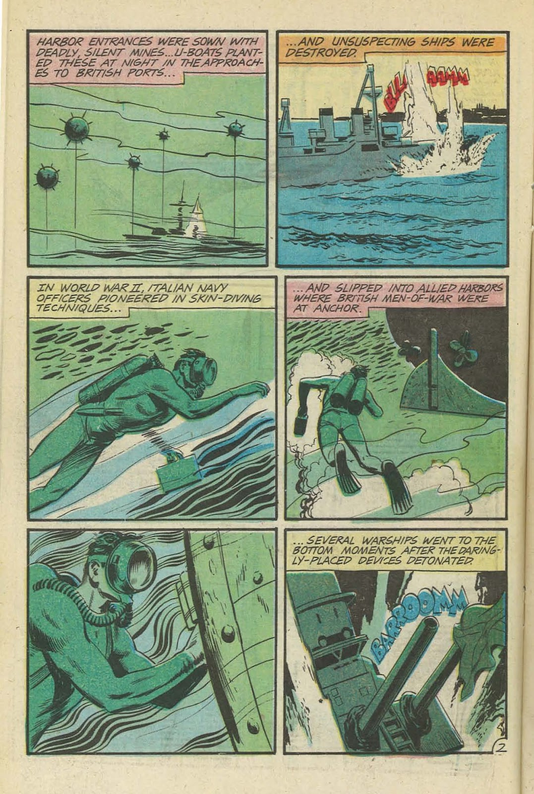 Read online Fightin' Navy comic -  Issue #129 - 10