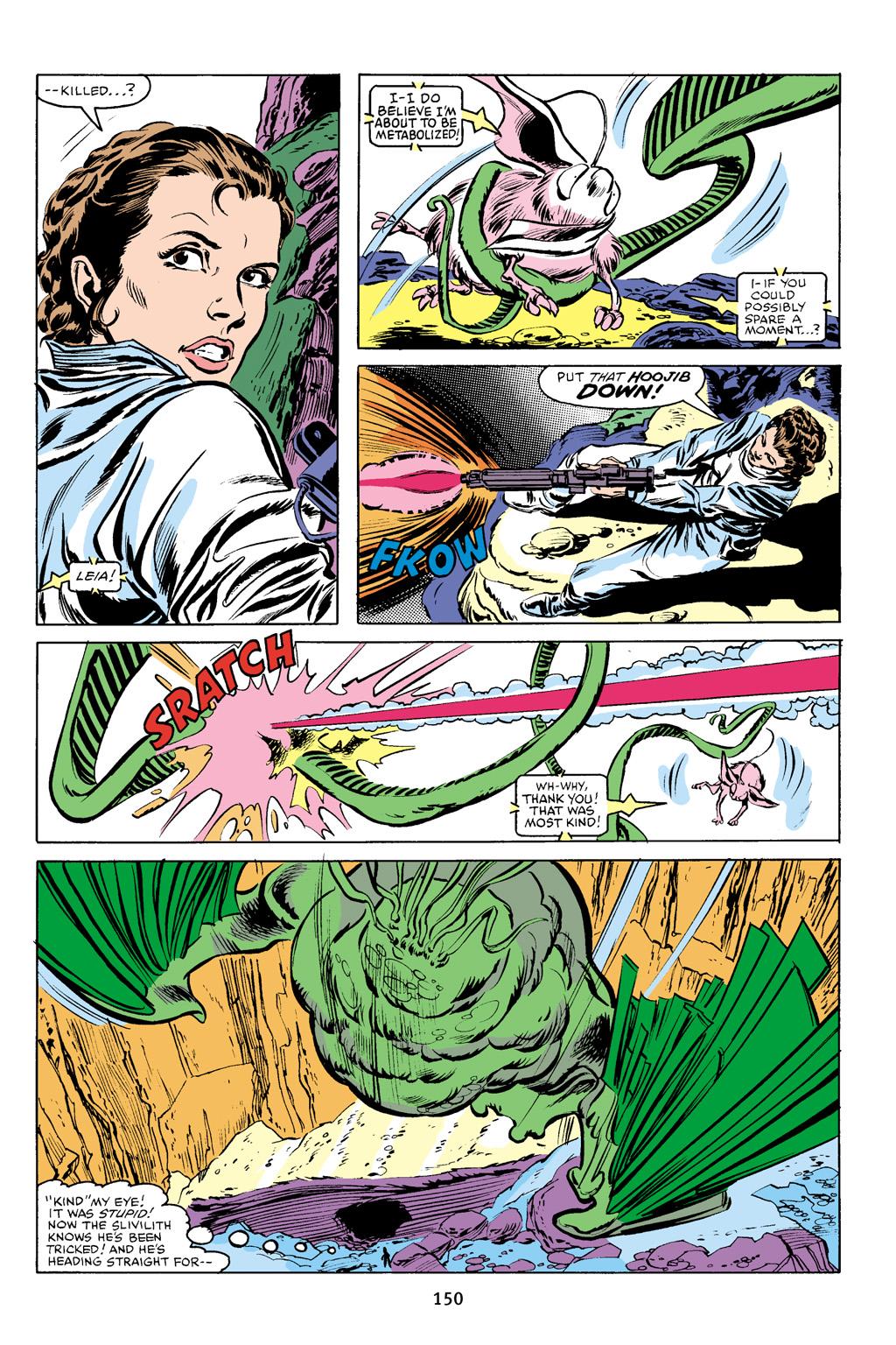 Read online Star Wars Omnibus comic -  Issue # Vol. 16 - 148