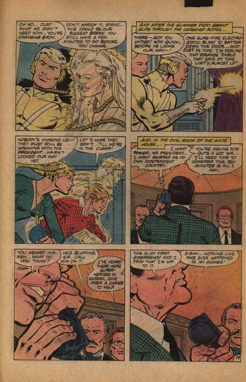 Read online Adventure Comics (1938) comic -  Issue #485 - 27