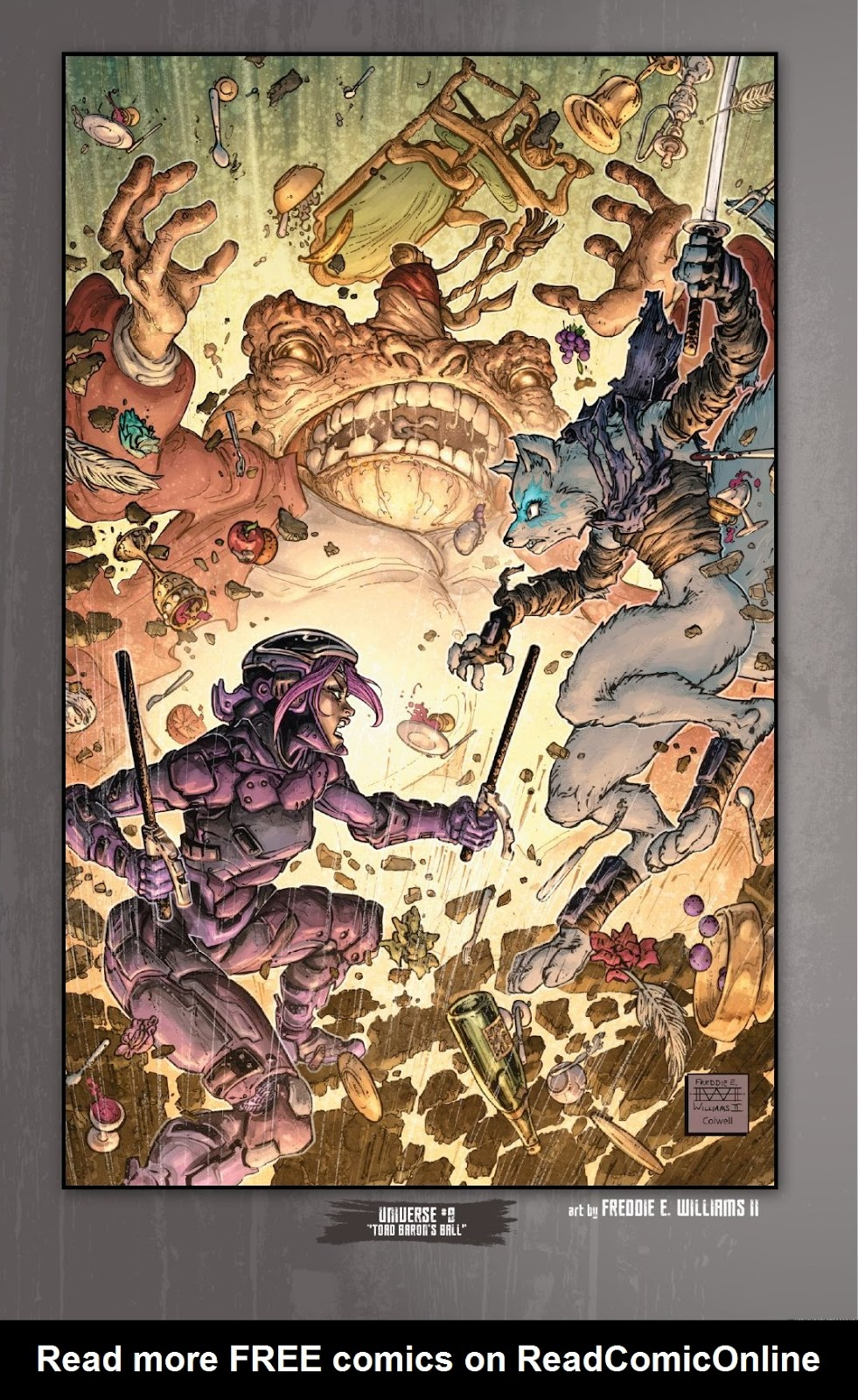 Read online Teenage Mutant Ninja Turtles: The IDW Collection comic -  Issue # TPB 9 (Part 1) - 95