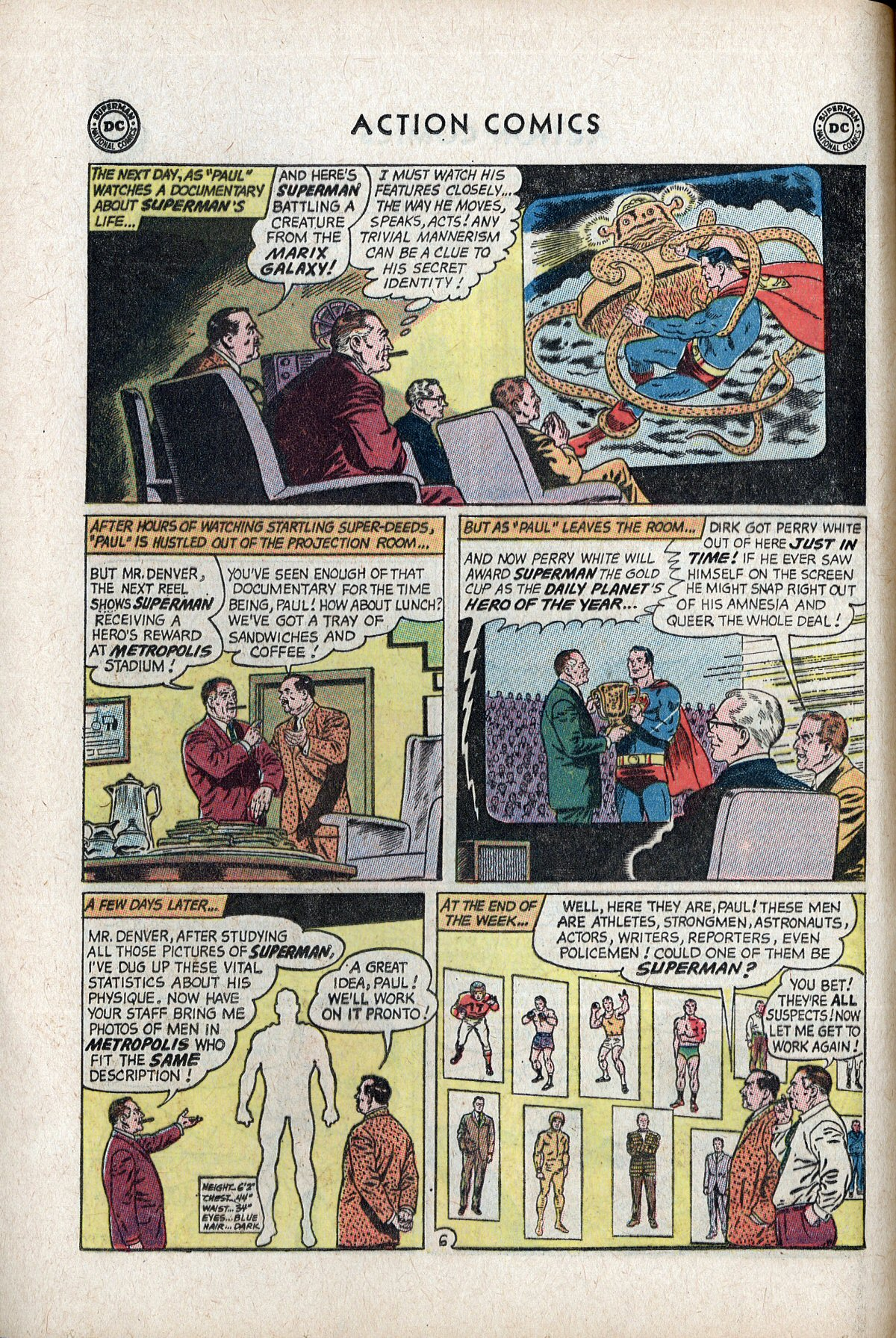 Read online Action Comics (1938) comic -  Issue #297 - 8