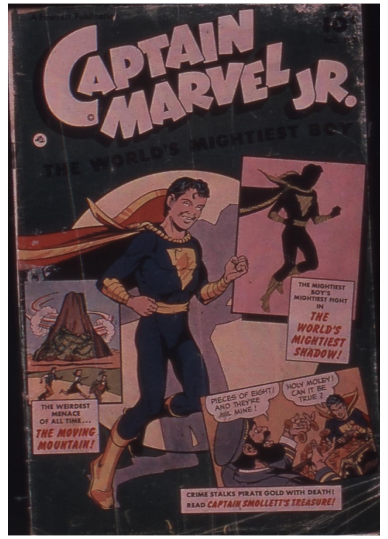 Captain Marvel, Jr. 113 Page 1